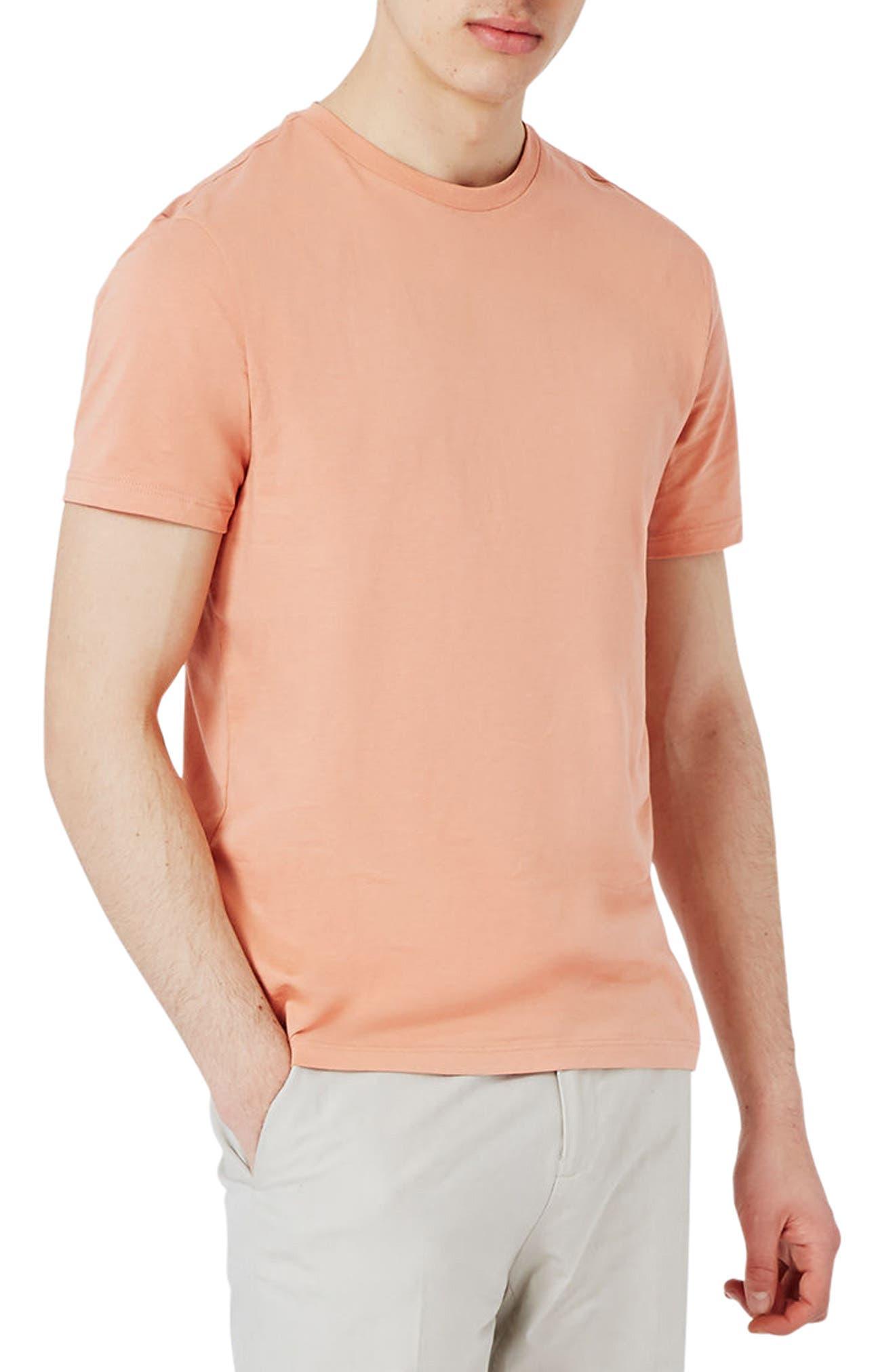 Slim Fit Crewneck T-Shirt,                             Main thumbnail 93, color,