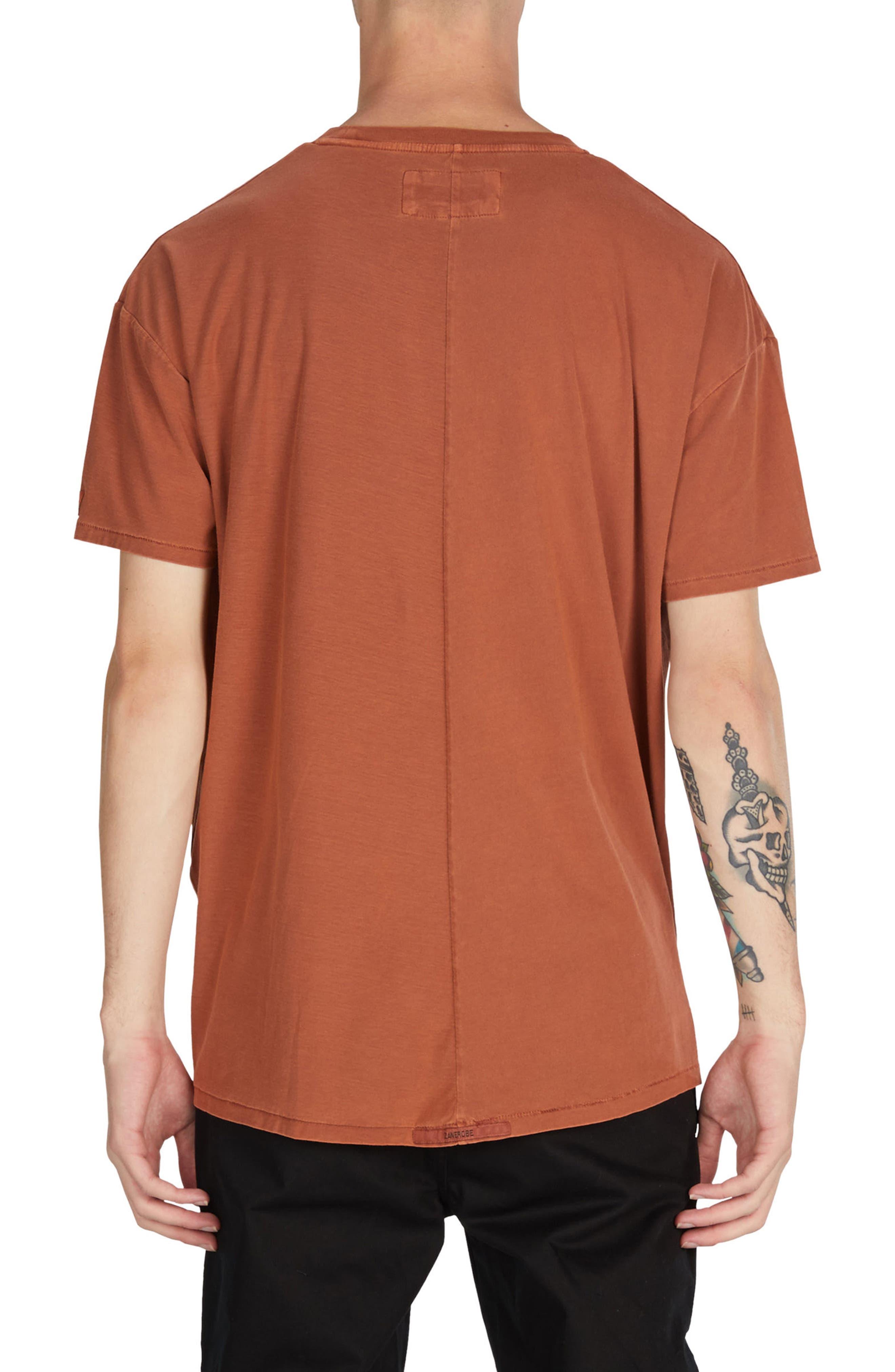 Rugger T-Shirt,                             Alternate thumbnail 2, color,                             800