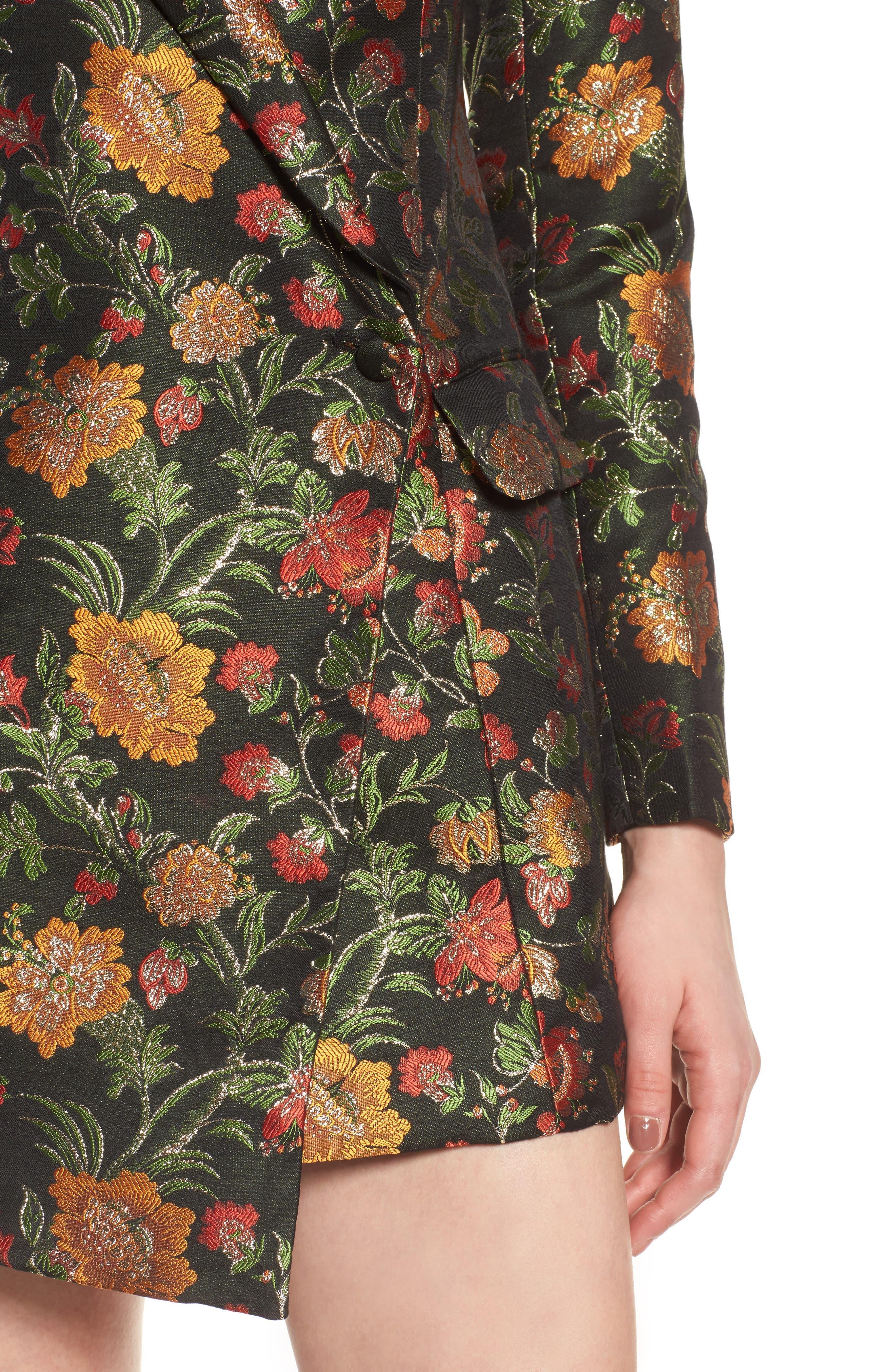 Ally Minidress,                             Alternate thumbnail 4, color,                             002