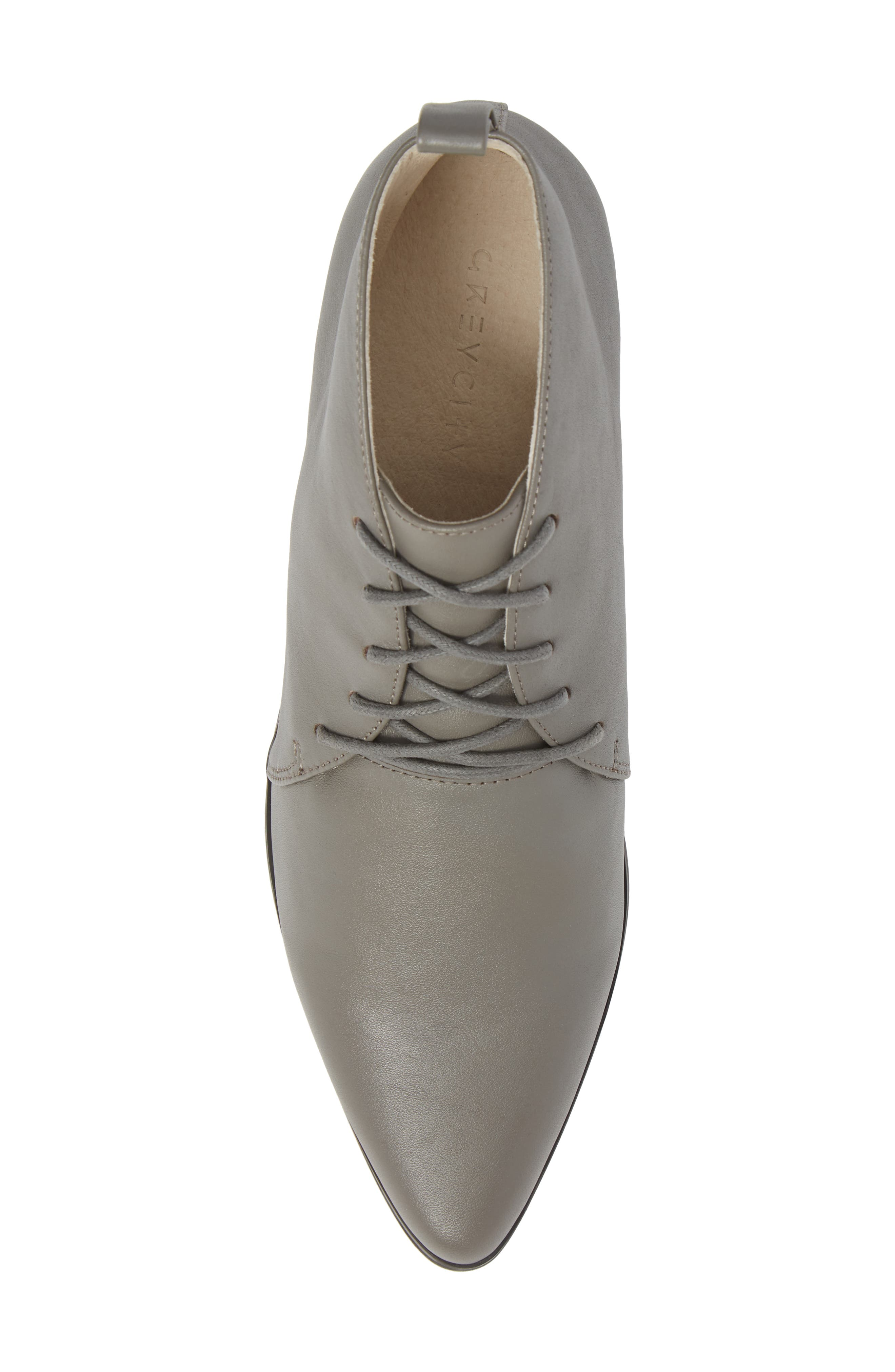 Waverly Lace-Up Bootie,                             Alternate thumbnail 5, color,                             035