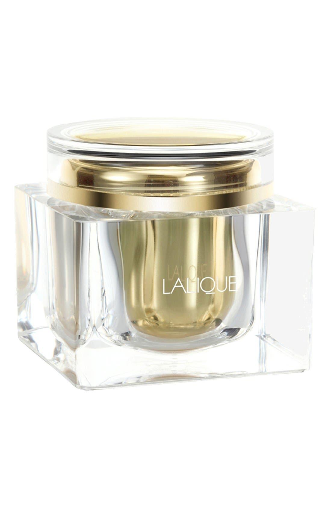 'Lalique de Lalique' Body Crème,                             Main thumbnail 1, color,                             NO COLOR