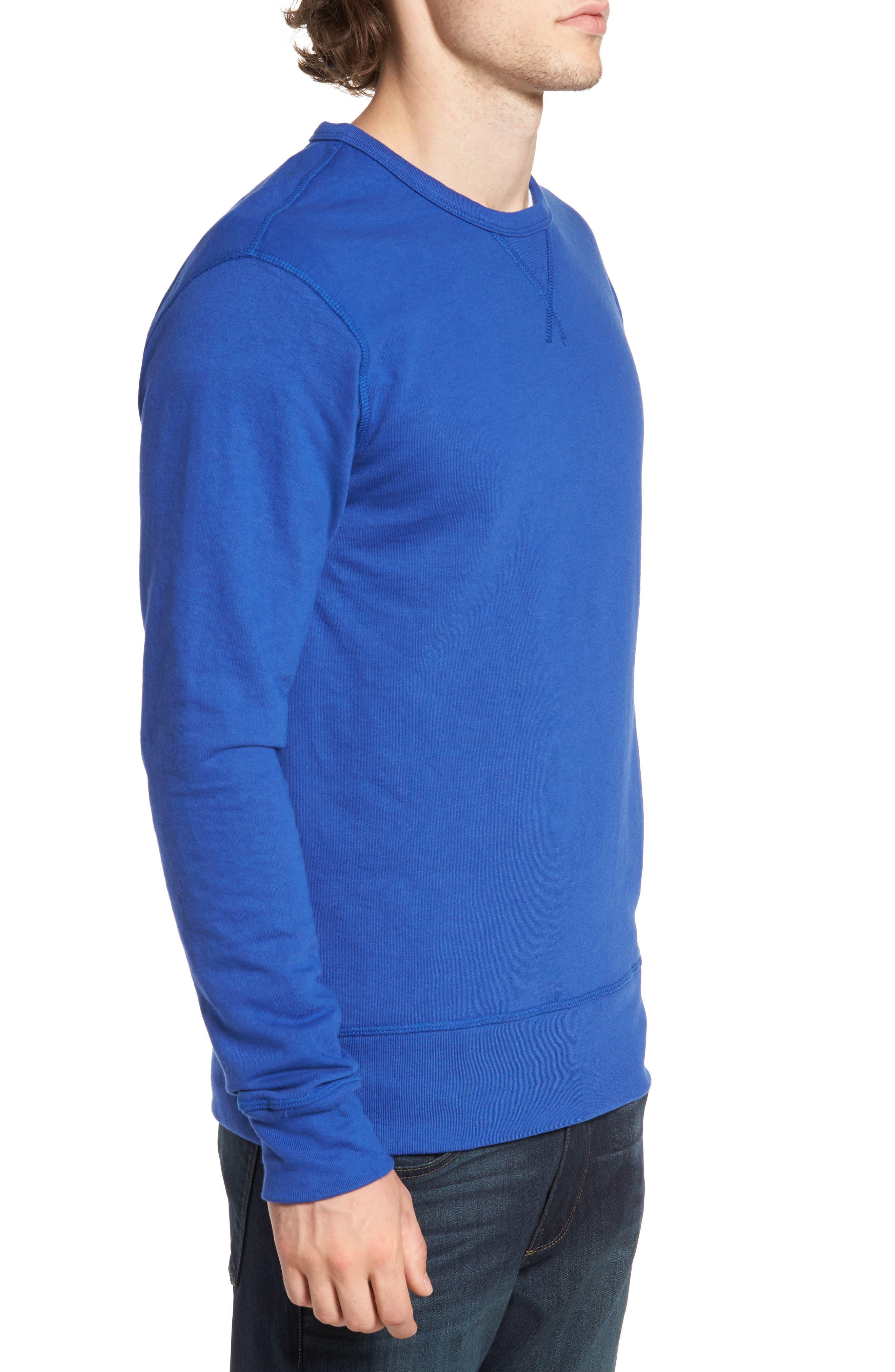 B-Side Reversible Crewneck Sweatshirt,                             Alternate thumbnail 20, color,