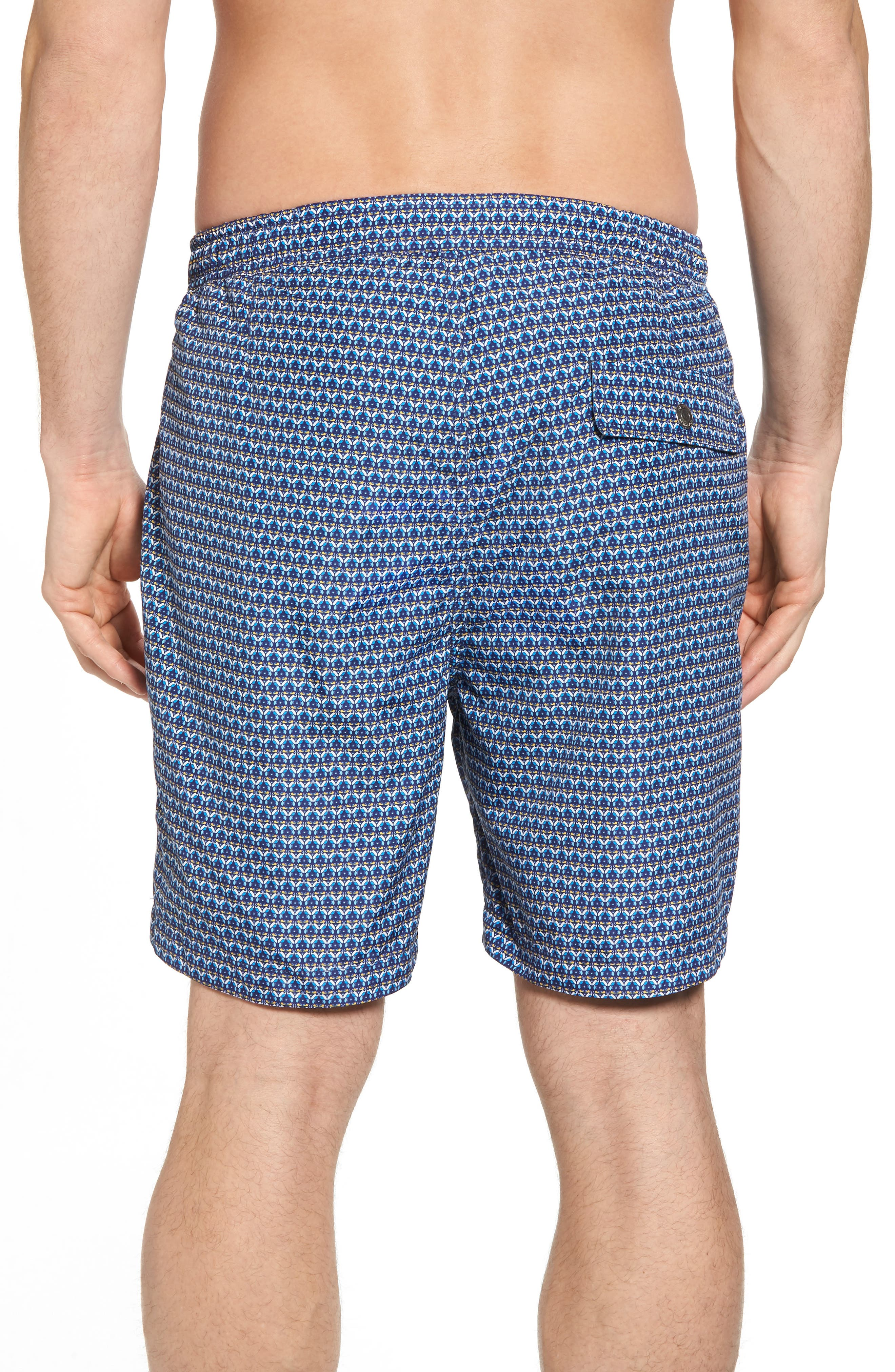 Peter Millar Two Can Too Swim Trunks,                             Alternate thumbnail 2, color,                             440