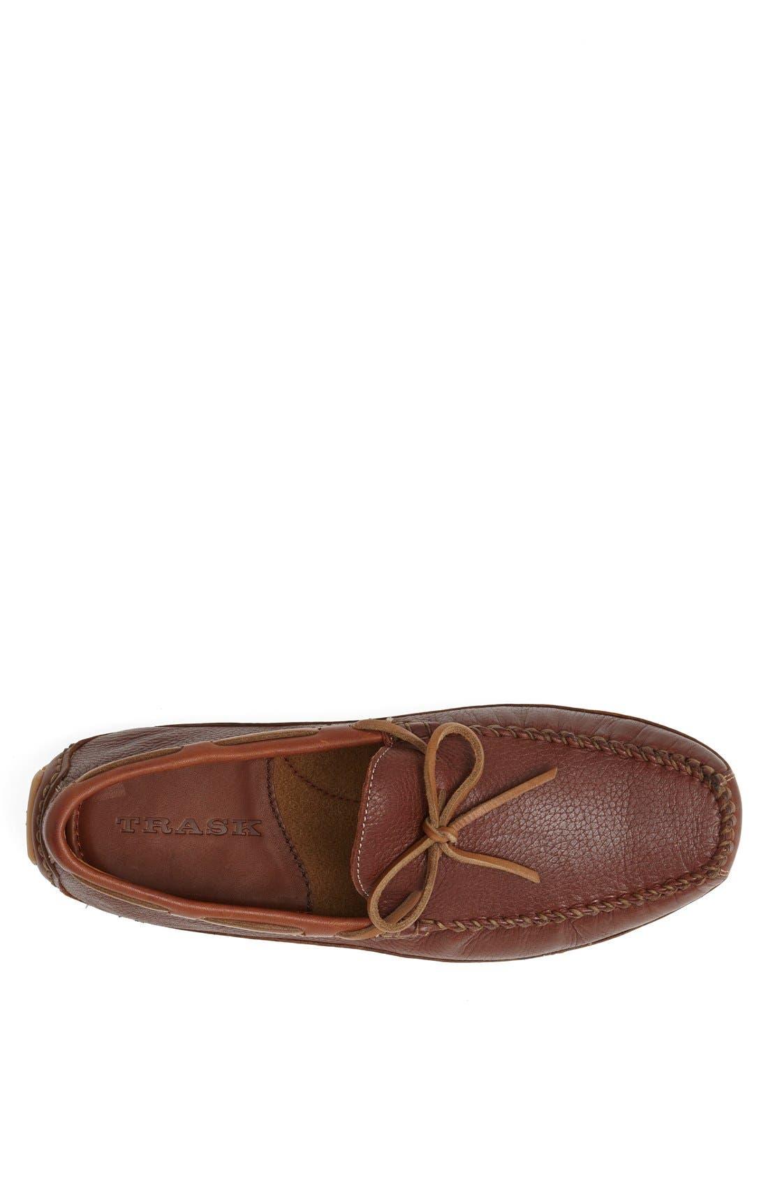 'Drake' Leather Driving Shoe,                             Alternate thumbnail 50, color,