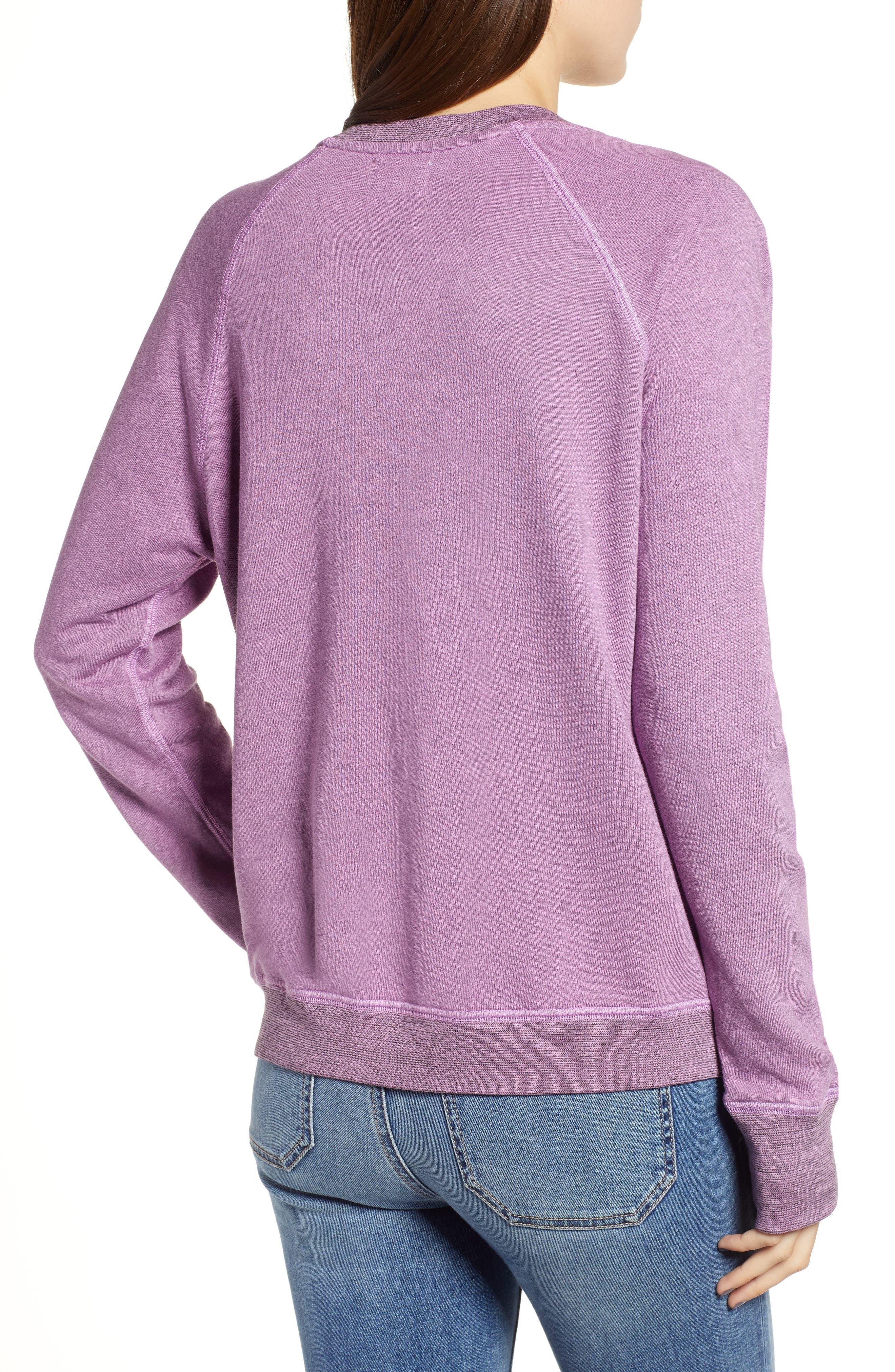 Faded Print Sweatshirt,                             Alternate thumbnail 2, color,                             525