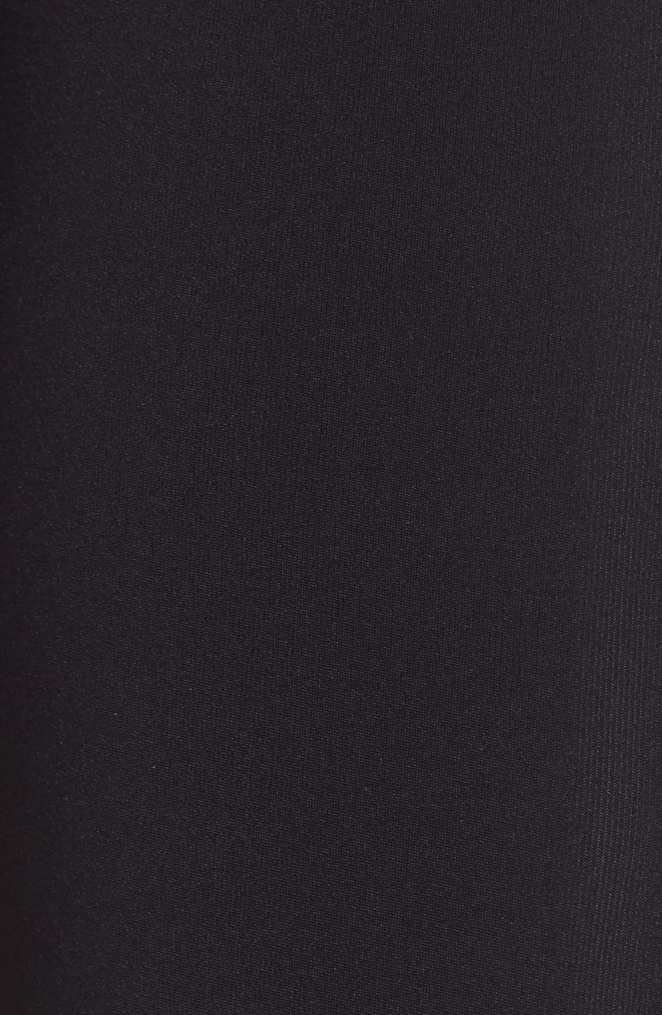 Zephyr Leggings,                             Alternate thumbnail 6, color,                             BLACK