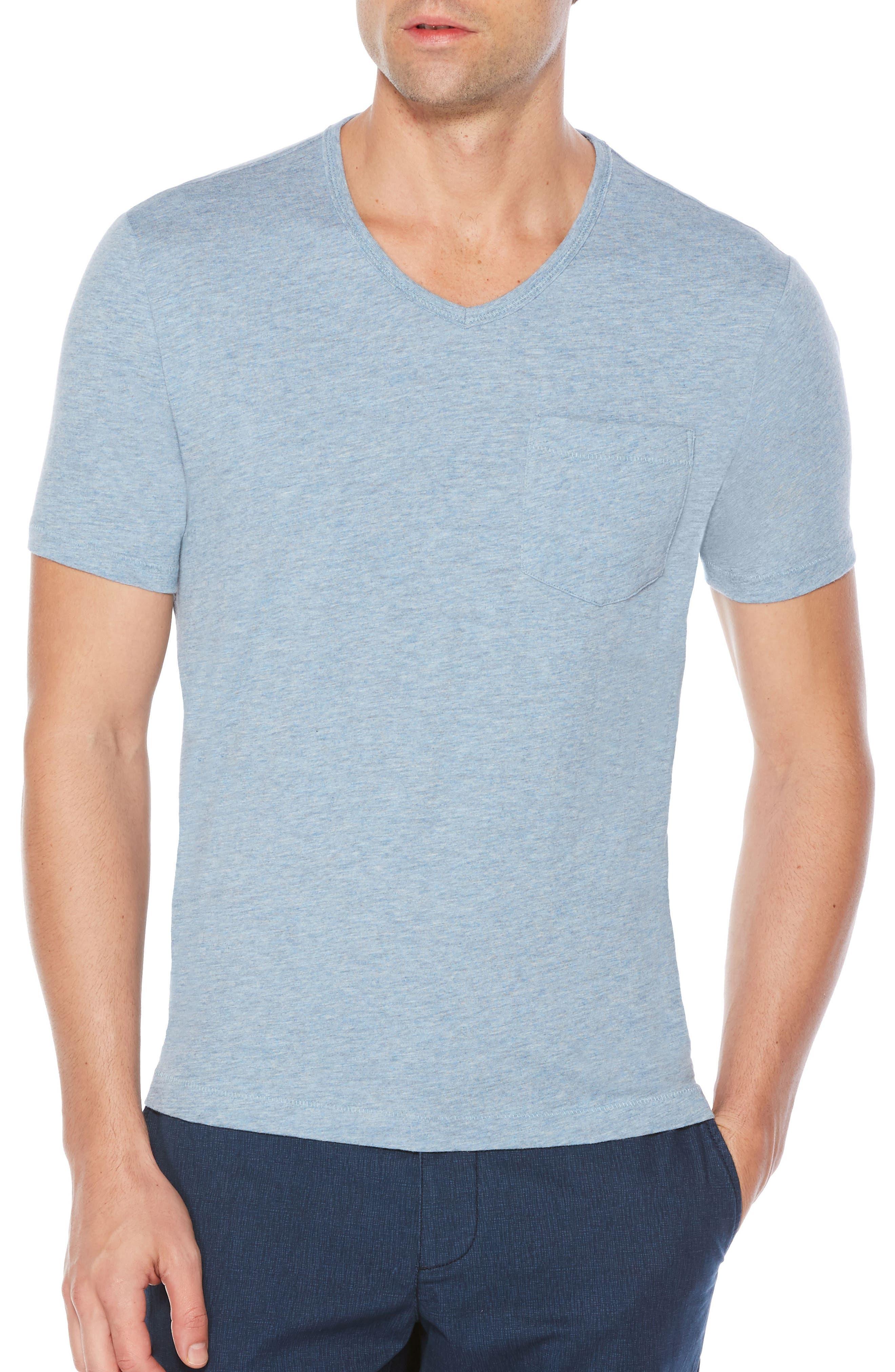 Bing V-Neck T-Shirt,                             Main thumbnail 2, color,