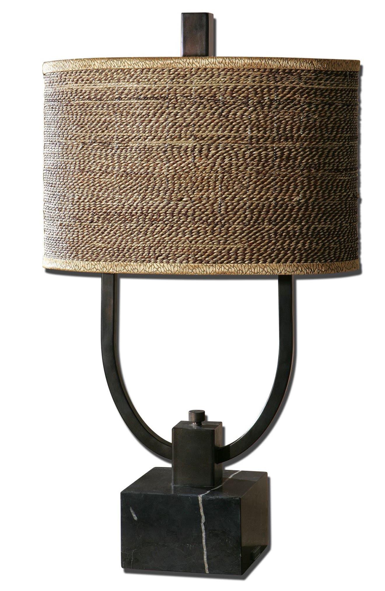 'Stabina' Metal Table Lamp,                             Alternate thumbnail 2, color,                             200