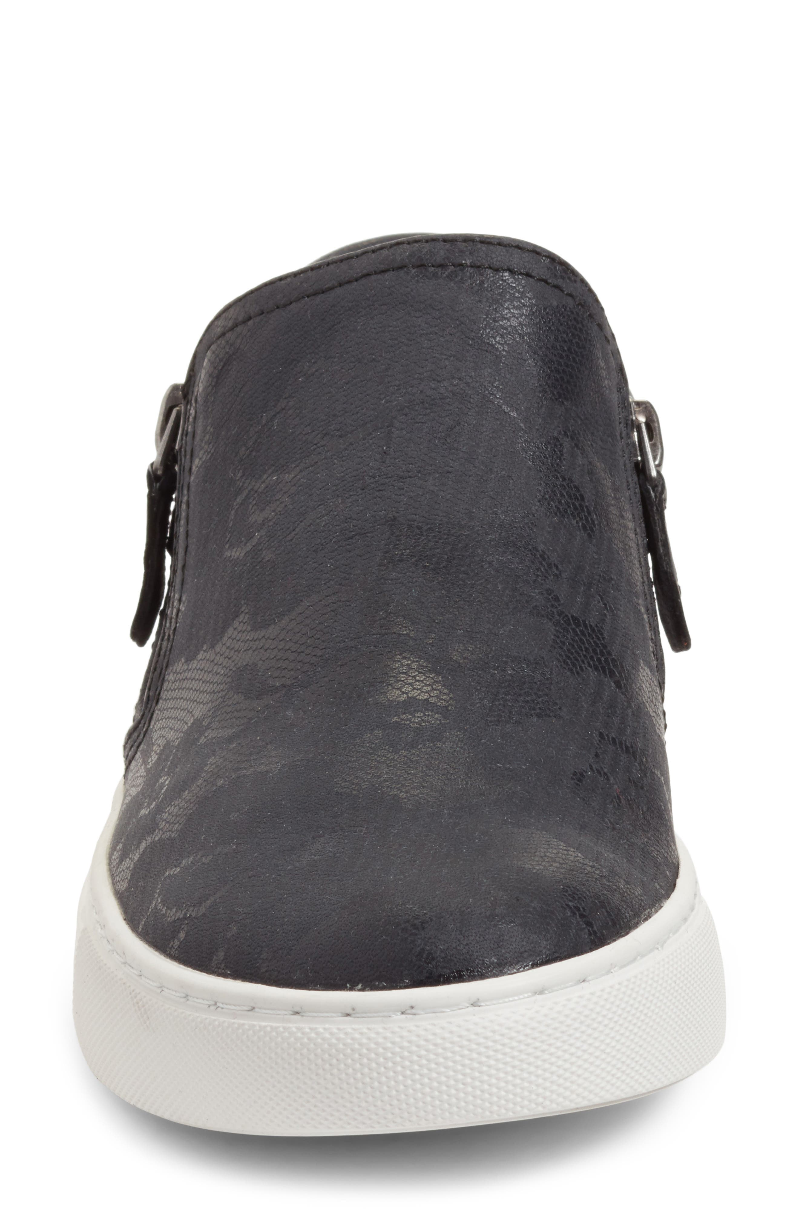 by Kenneth Cole Lowe Sneaker,                             Alternate thumbnail 4, color,                             002