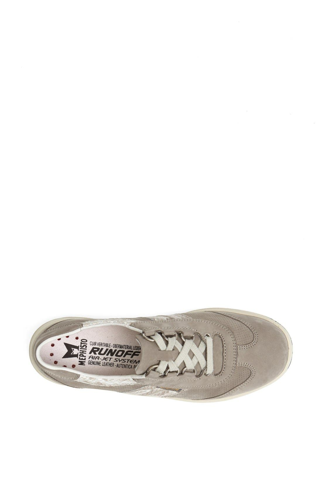 Laser Perforated Walking Shoe,                             Alternate thumbnail 19, color,