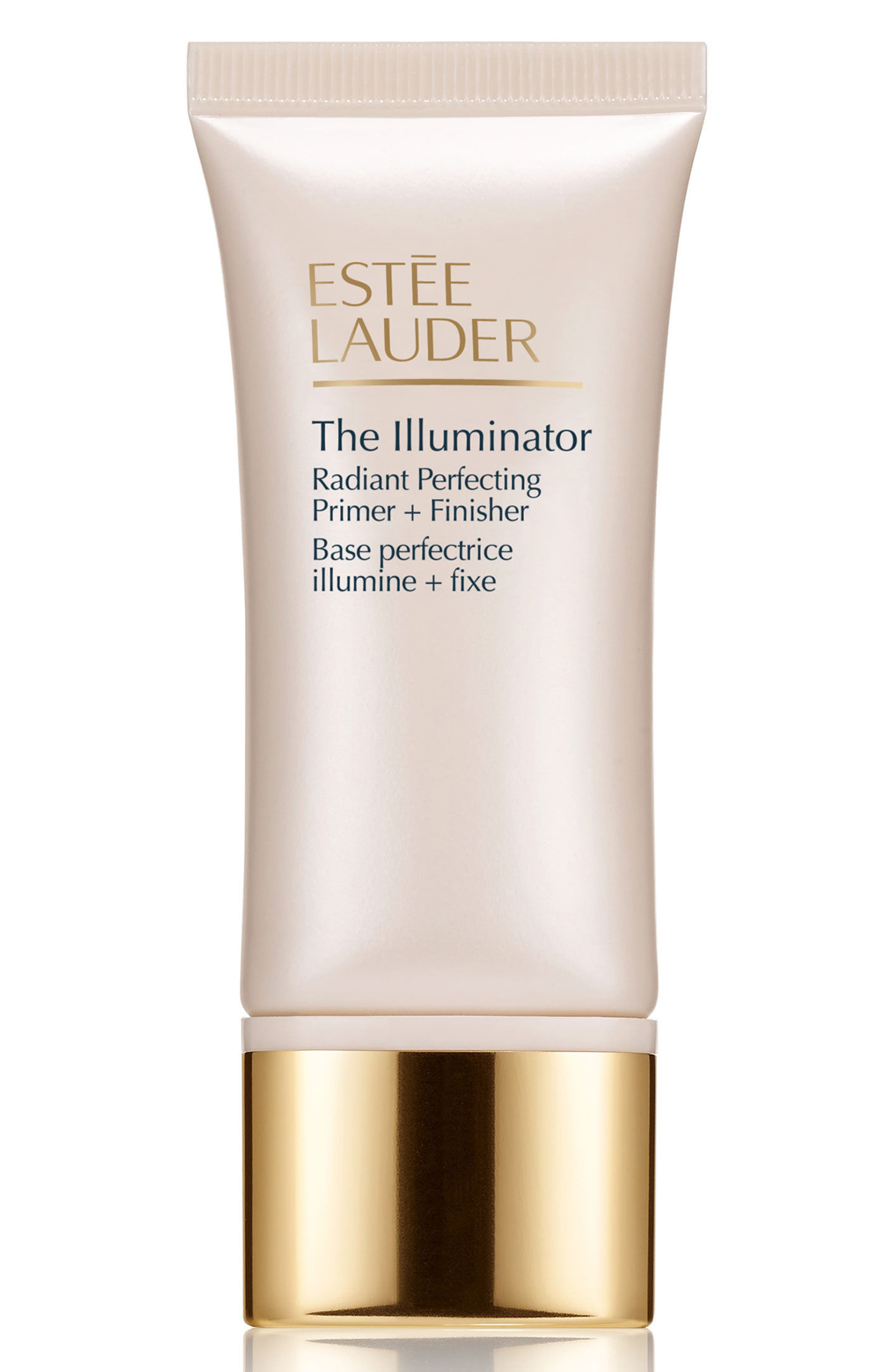The Illuminator Radiant Perfecting Primer + Finisher,                             Main thumbnail 1, color,                             NO COLOR