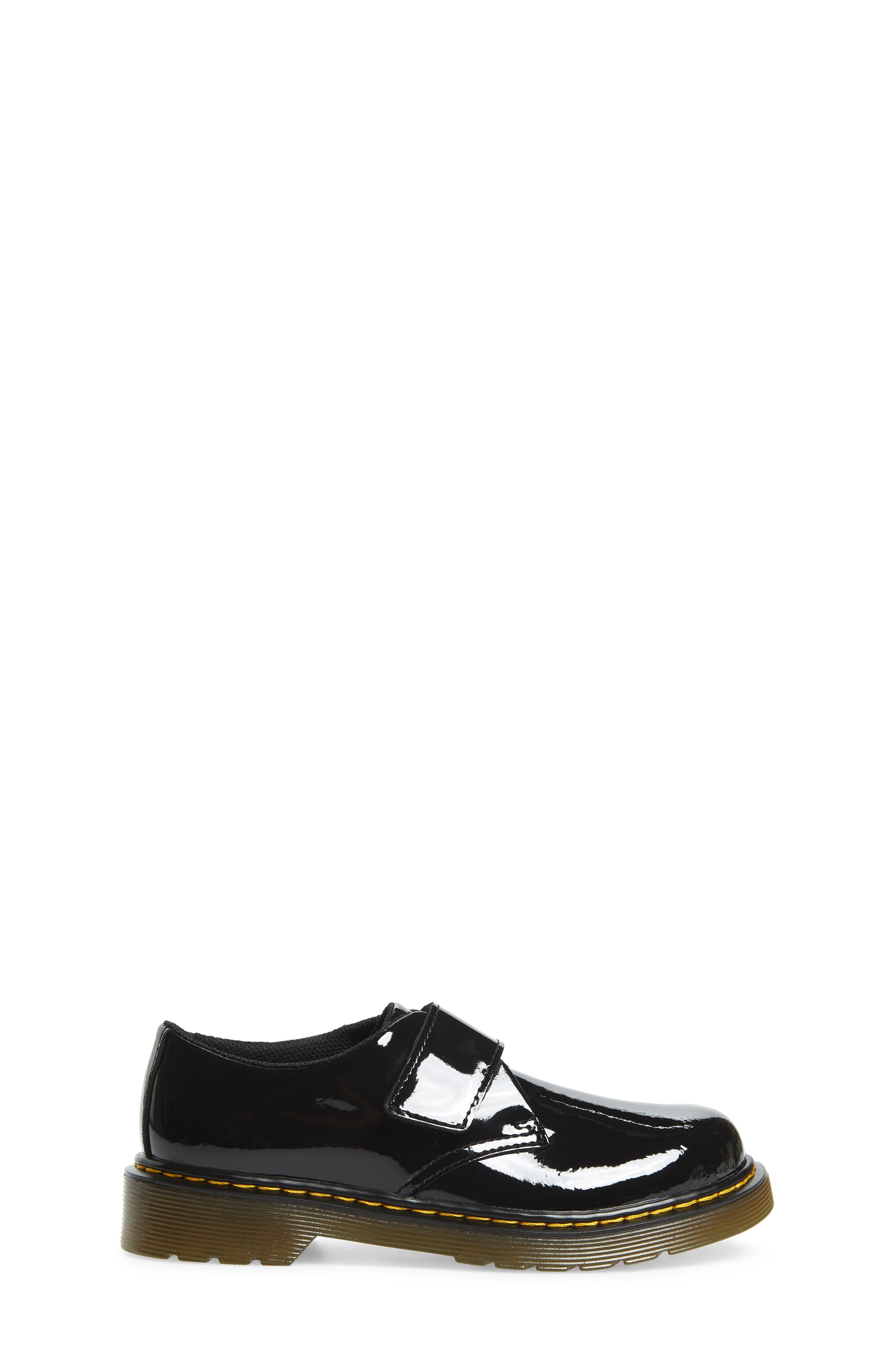 Loafer,                             Alternate thumbnail 3, color,                             BLACK PATENT