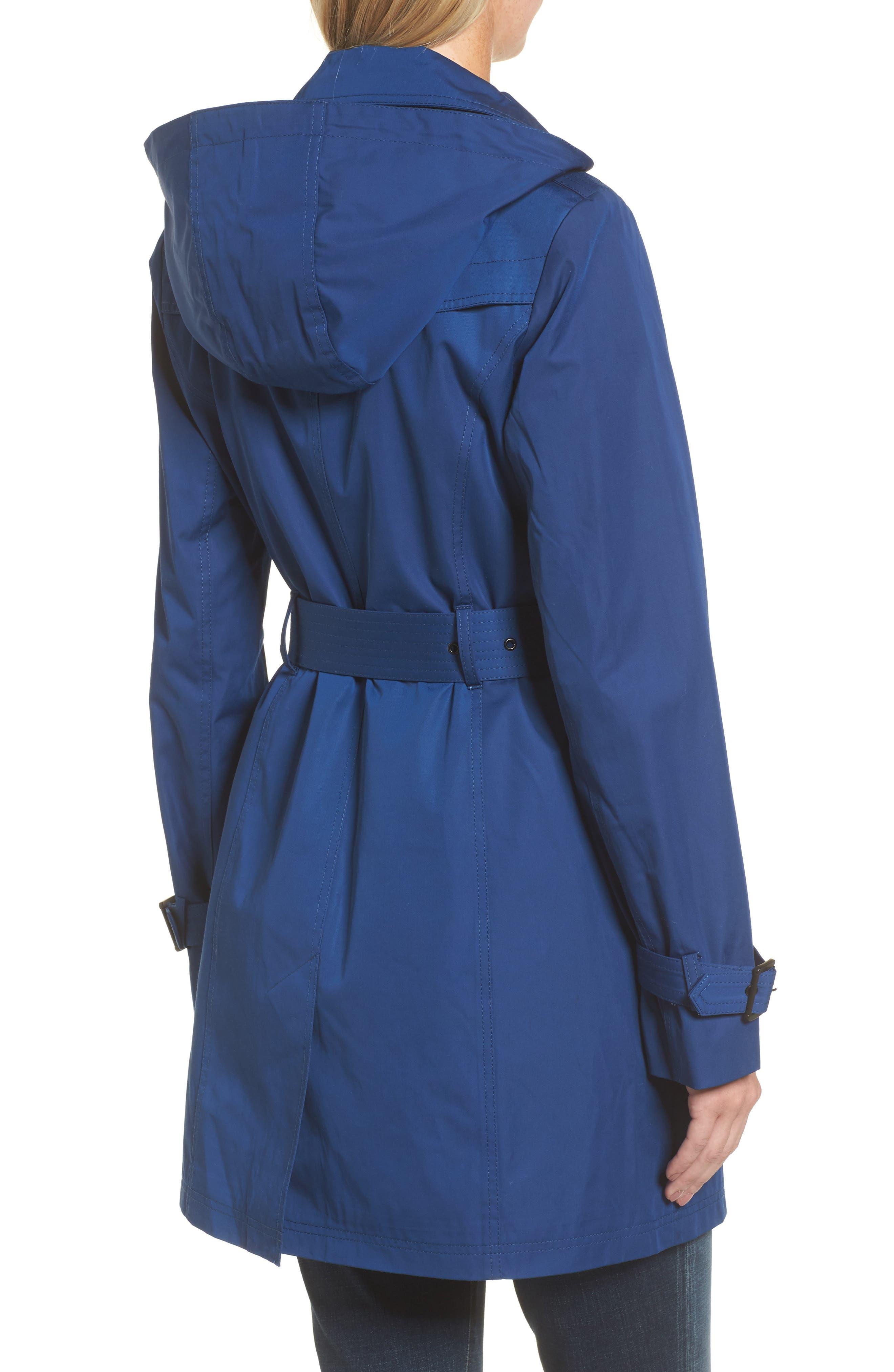 Belted Parka Jacket,                             Alternate thumbnail 5, color,