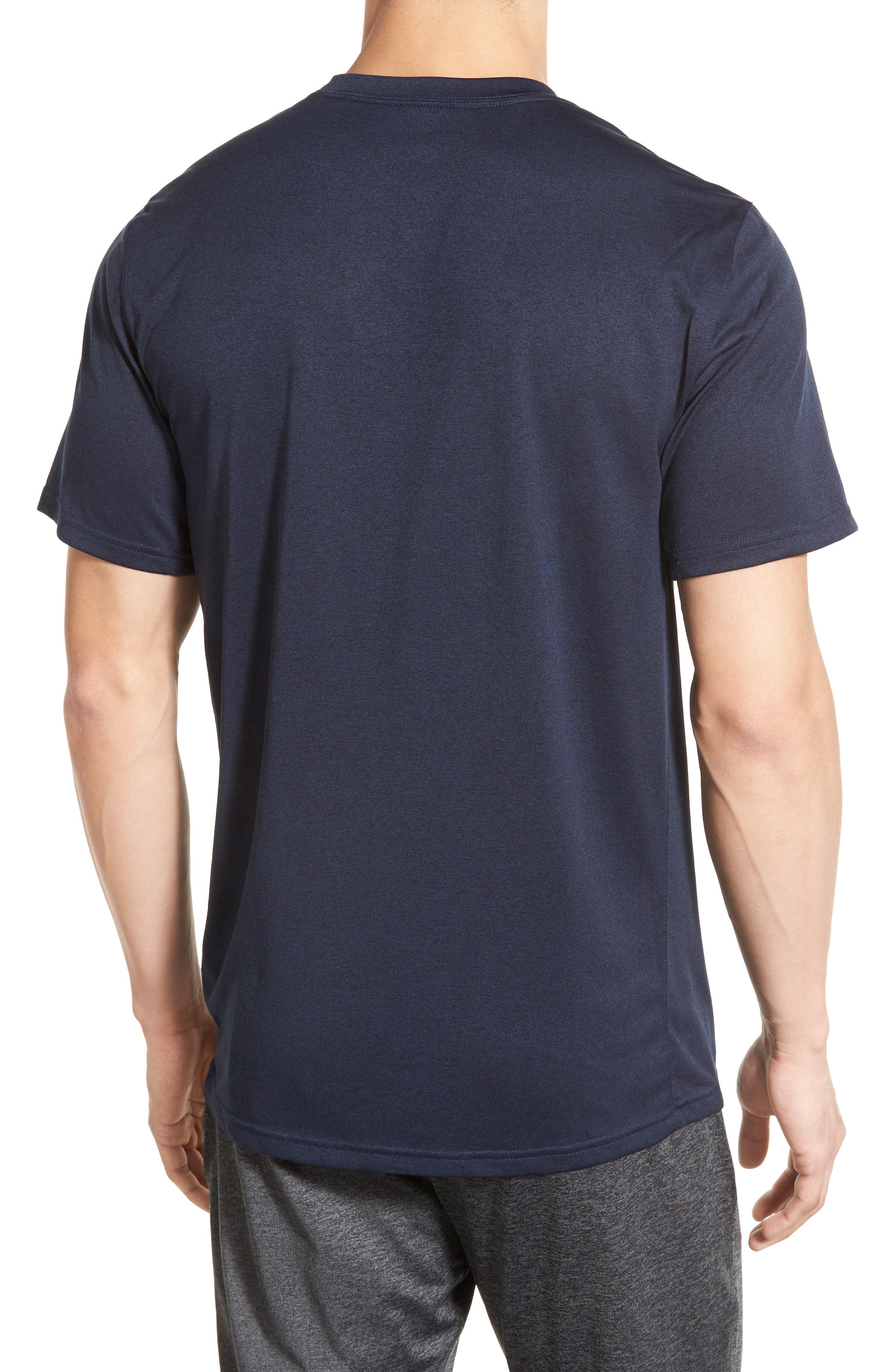 Legend 2.0 Dri-FIT Graphic T-Shirt,                         Main,                         color, OBSIDIAN/BLACK/MATTE SILVER