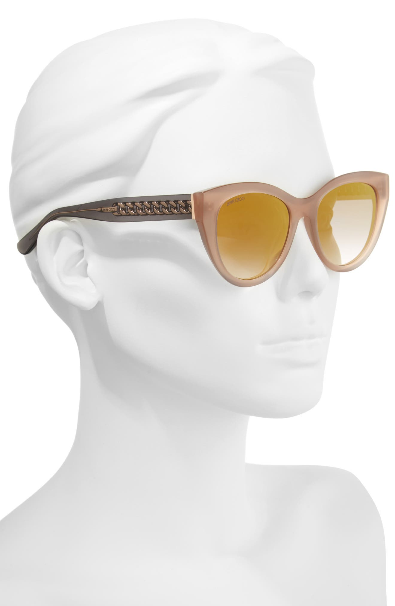 Chana 52mm Gradient Sunglasses,                             Alternate thumbnail 6, color,