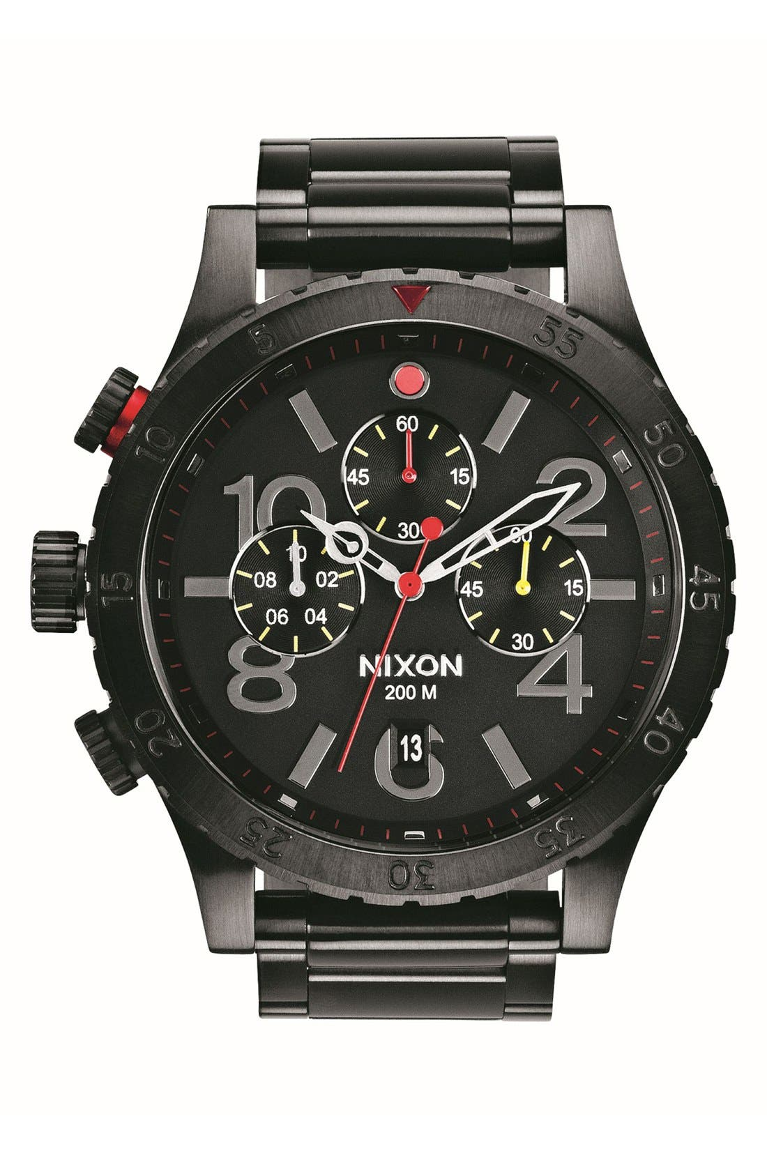 'The 48-20' Chronograph Watch, 48mm,                             Main thumbnail 2, color,
