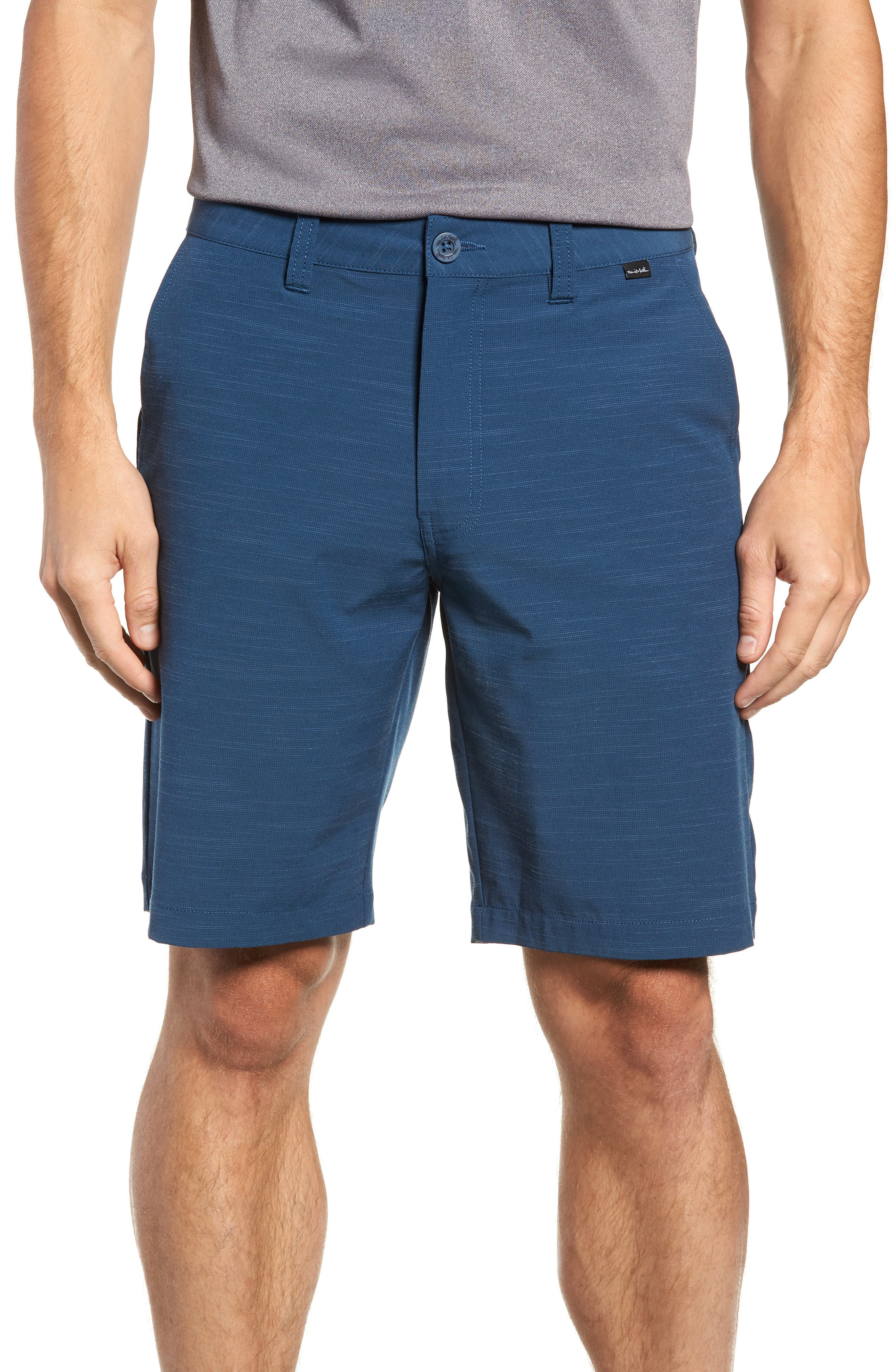 Undertow Hybrid Shorts,                         Main,                         color, BLUE WING TEAL