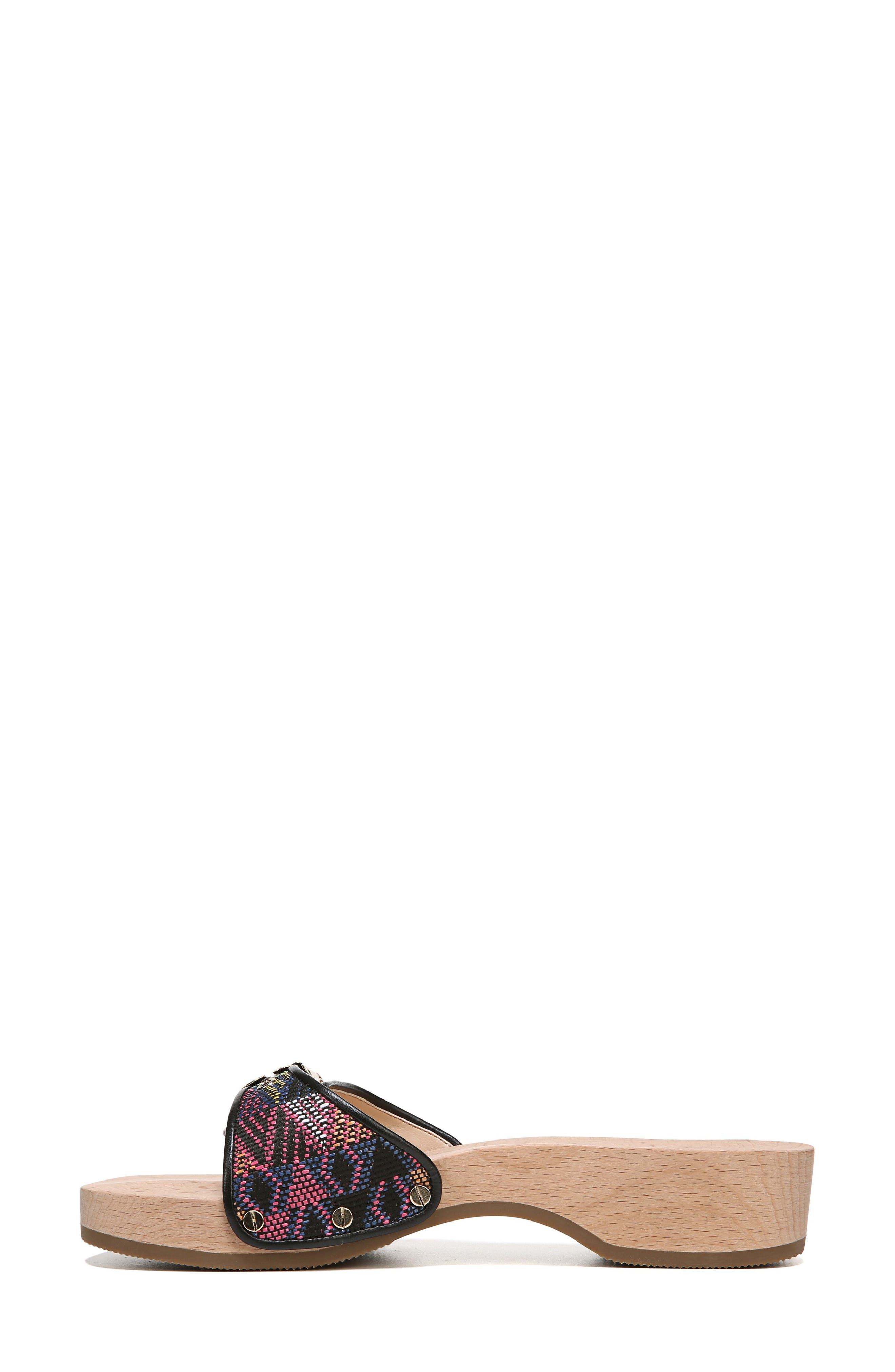 Original Collection 'Original Footbed' Sandal,                             Alternate thumbnail 9, color,                             001