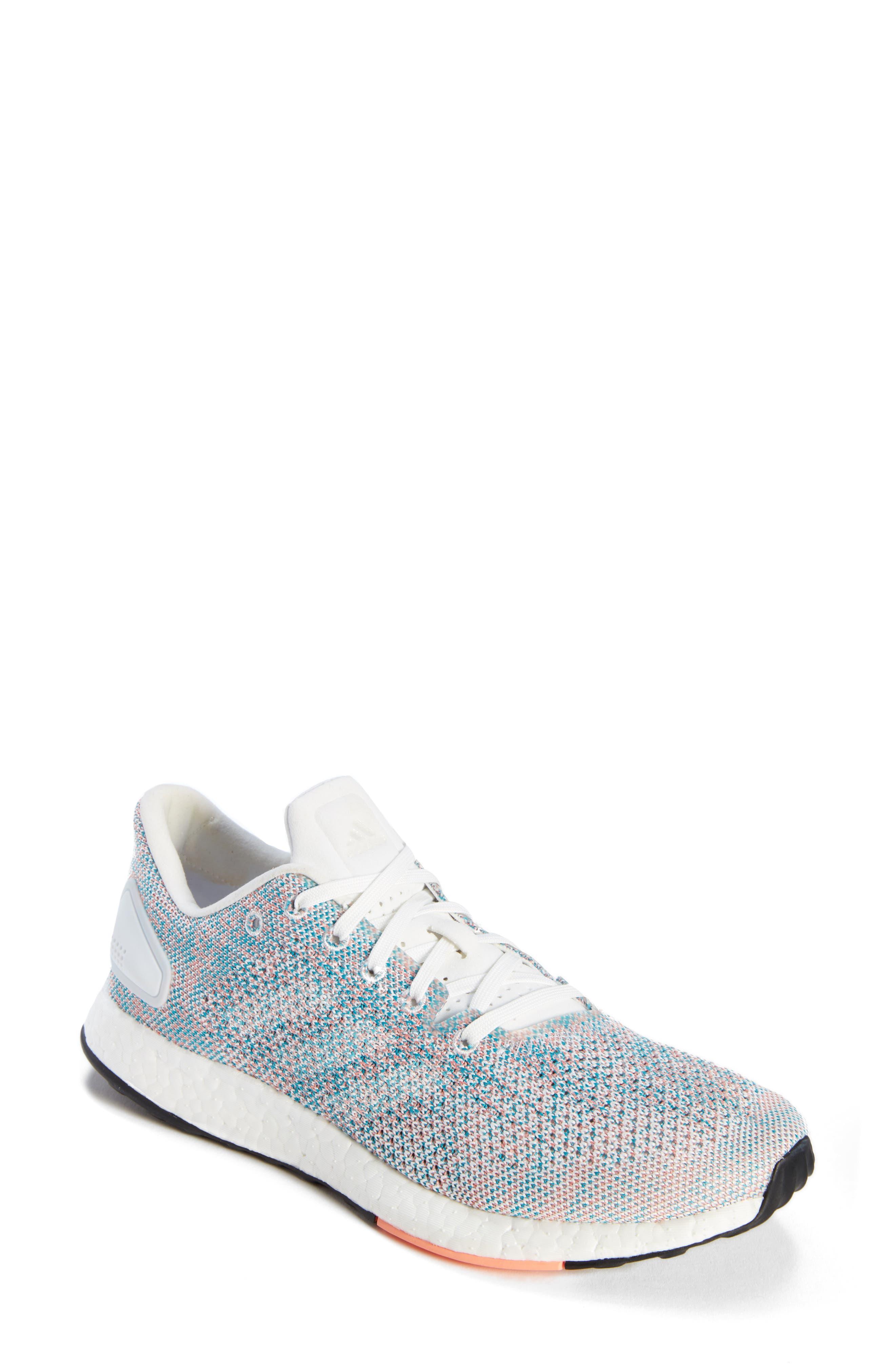 PureBoost DPR Running Shoe,                         Main,                         color, 100