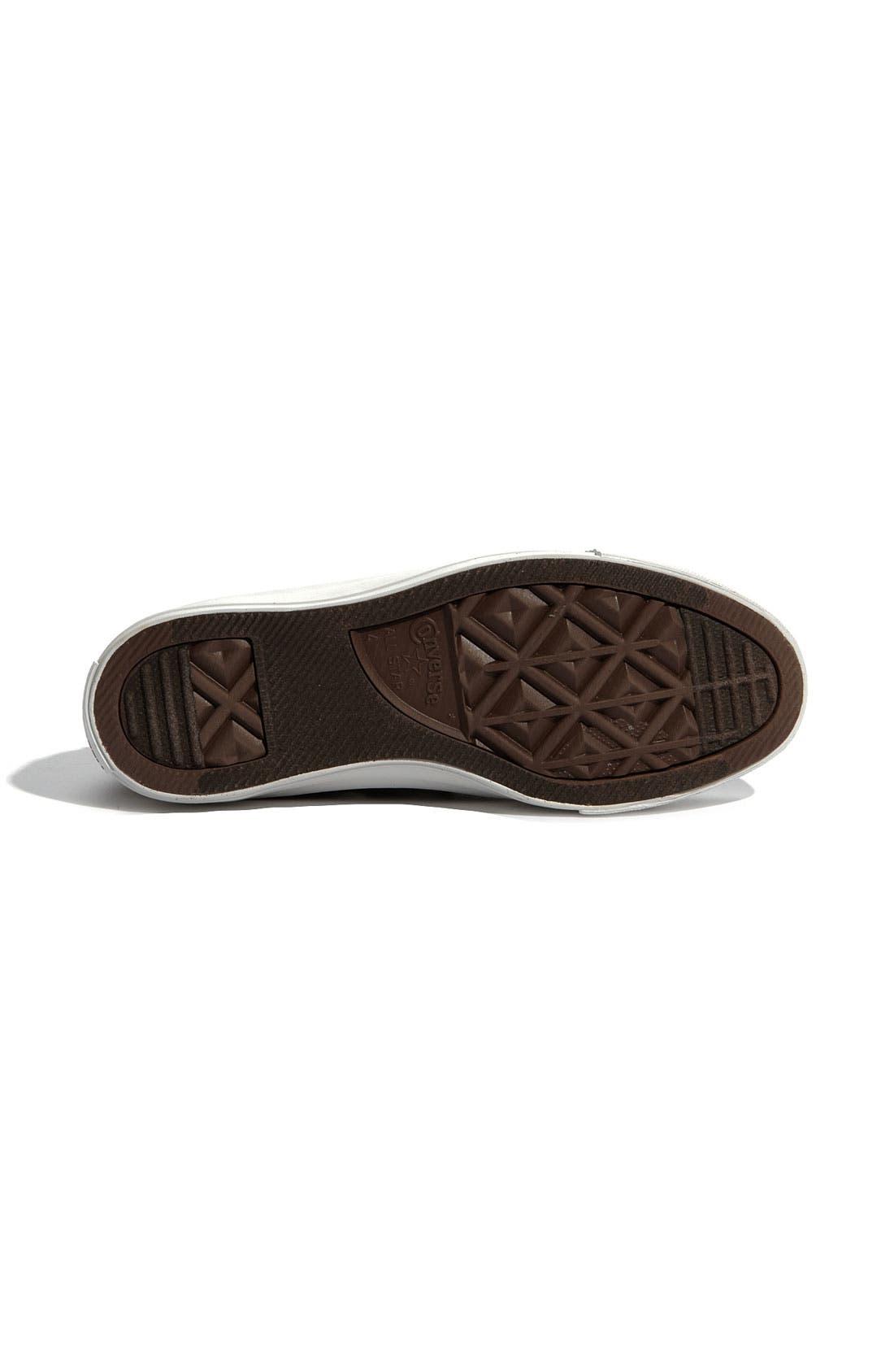 Chuck Taylor<sup>®</sup> 'Winter Glitz' Sneaker,                             Alternate thumbnail 3, color,                             001