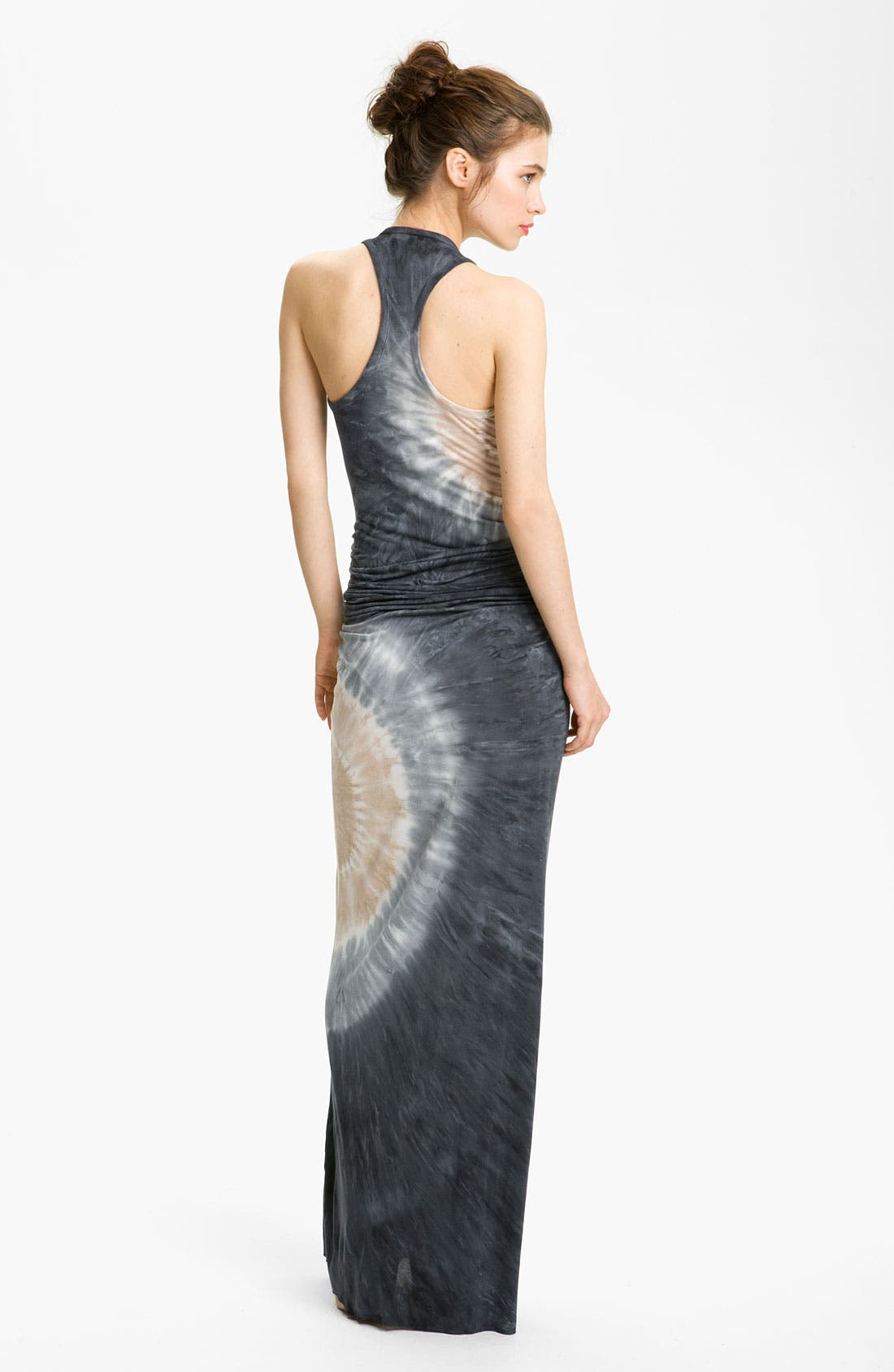 'Hamptons' Tie Dye Maxi Dress,                             Alternate thumbnail 2, color,                             002