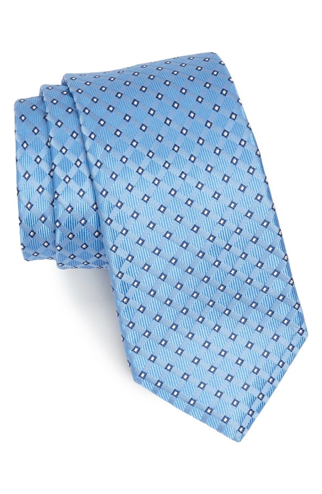 Woven Silk Tie,                             Main thumbnail 6, color,