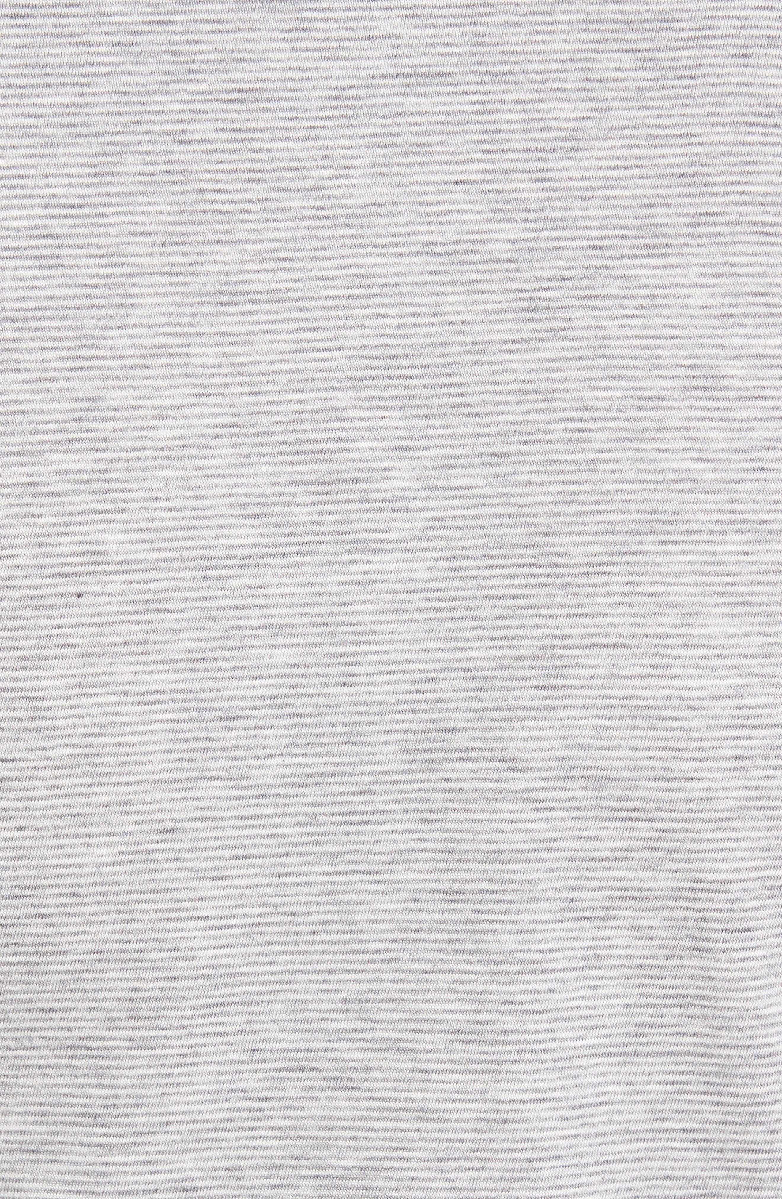 Crown Pinstripe Polo,                             Alternate thumbnail 5, color,                             029