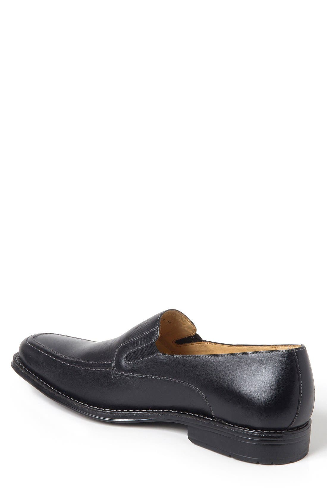 Marc Venetian Loafer,                             Alternate thumbnail 3, color,                             001