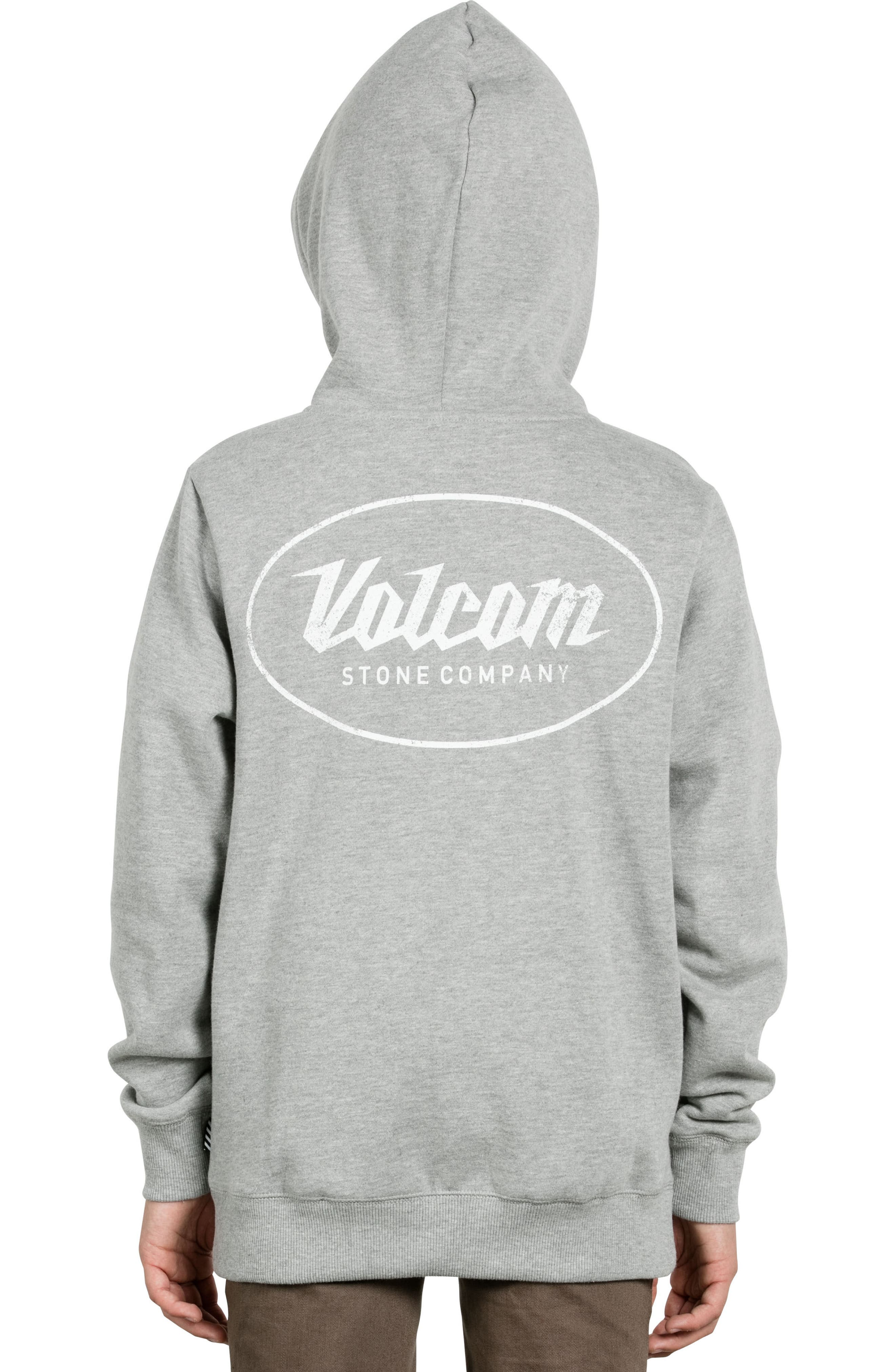 Supply Stone Hoodie,                             Alternate thumbnail 4, color,