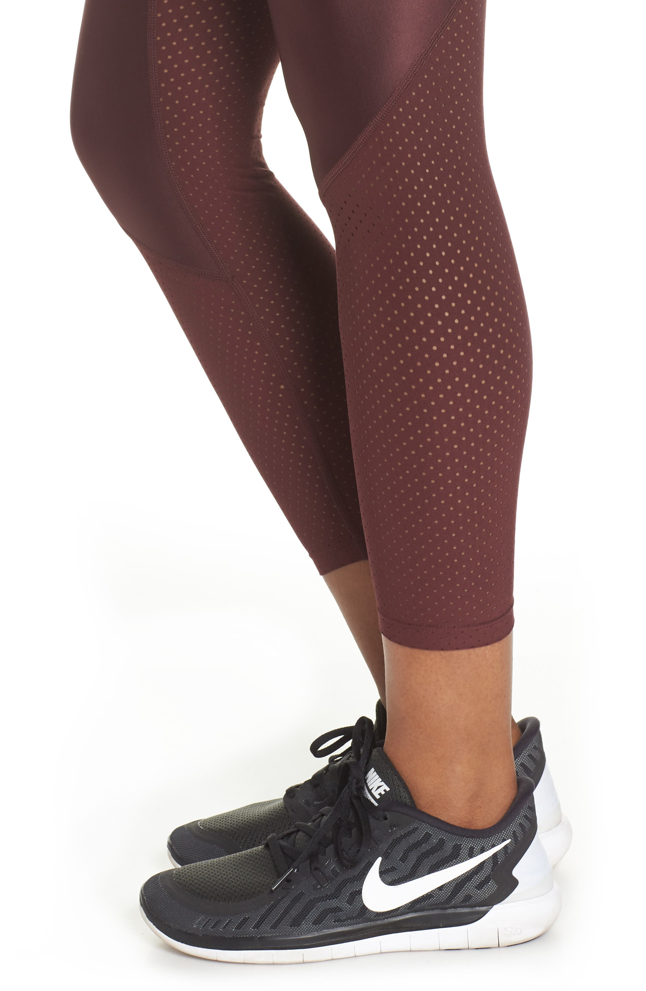 Speed Cool Running Tights,                             Alternate thumbnail 4, color,                             930