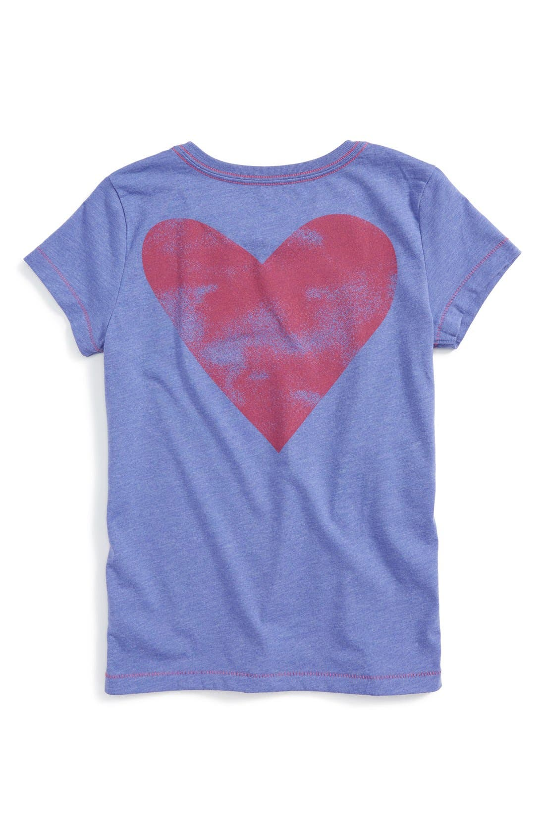 Merry & Bright Graphic Tee,                             Alternate thumbnail 4, color,