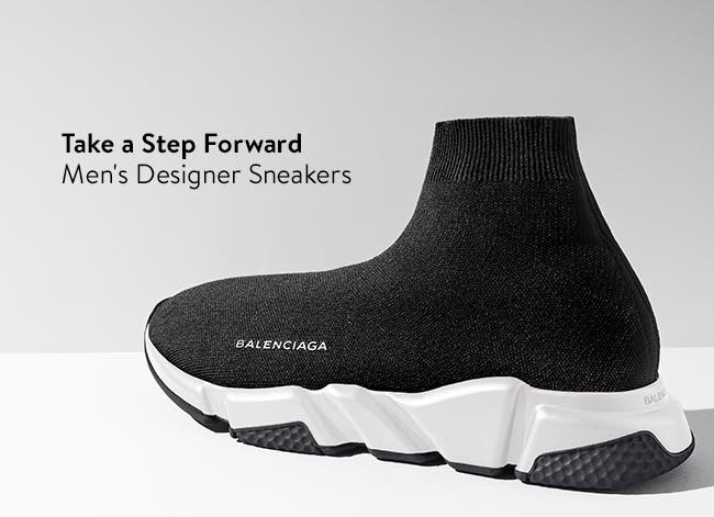 Men's Designer Sneakers
