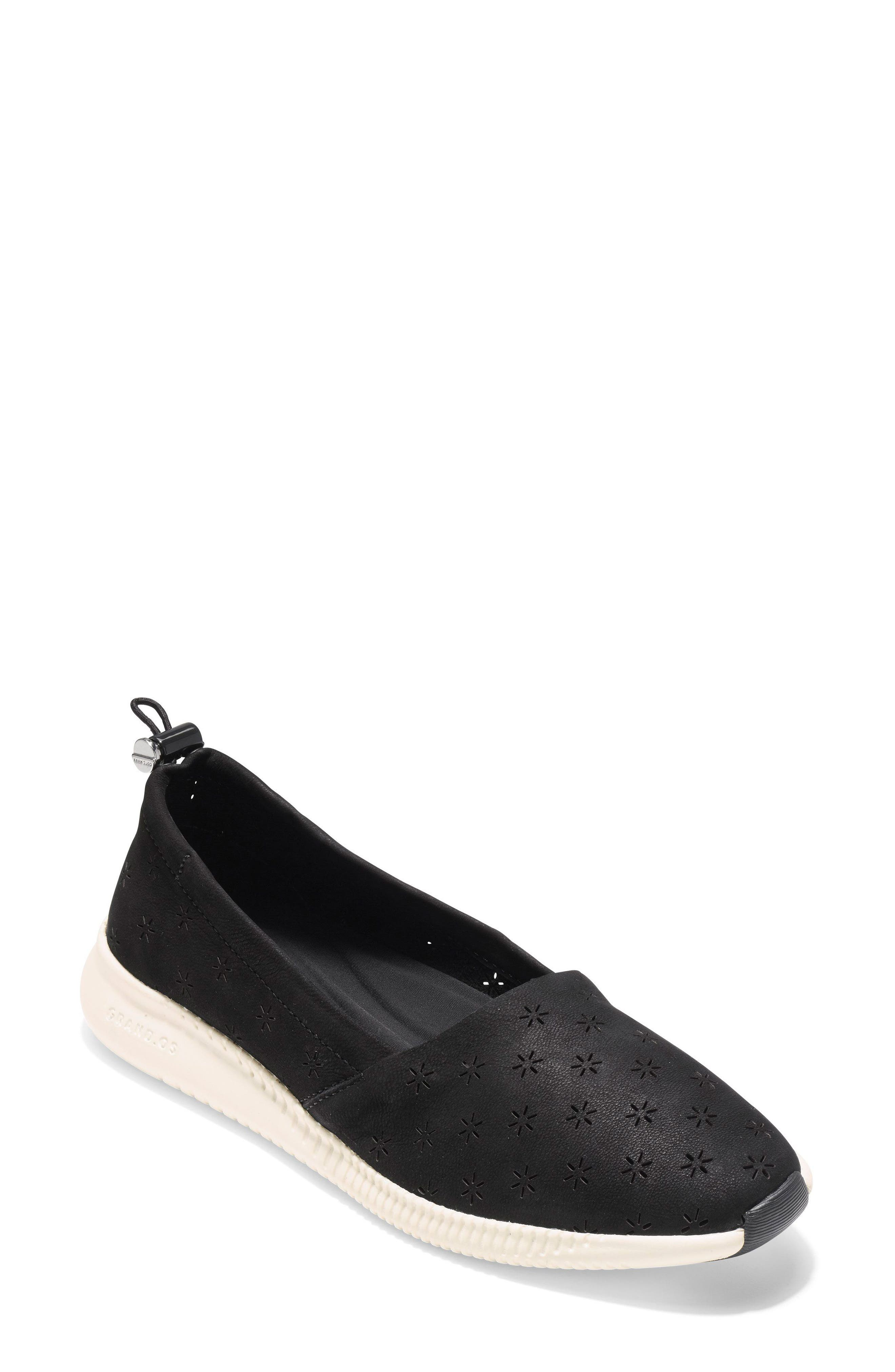 Studiogrand Perforated Slip-on,                         Main,                         color, 001