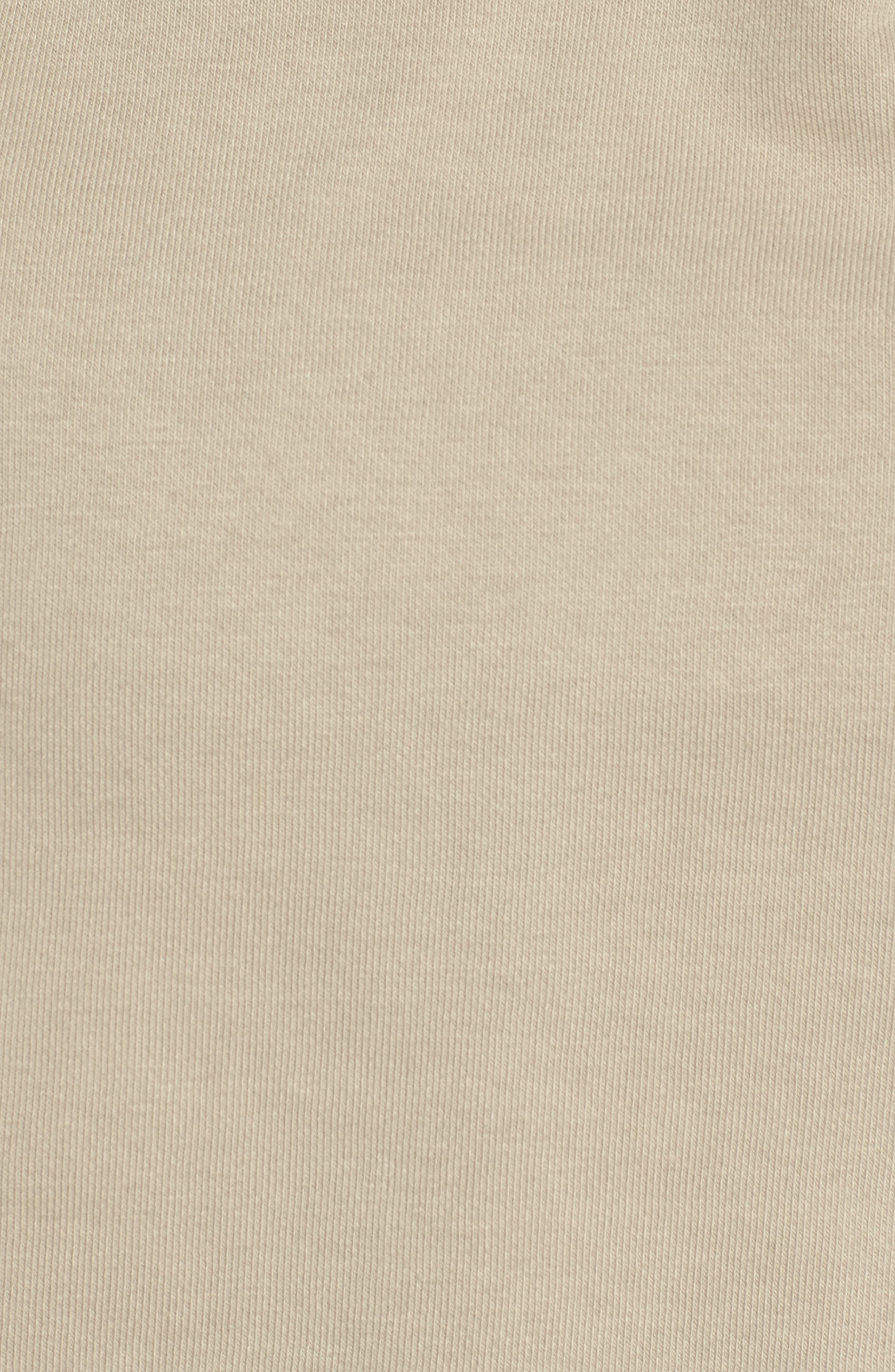 Short Sleeve Crop Hoodie,                             Alternate thumbnail 6, color,                             300