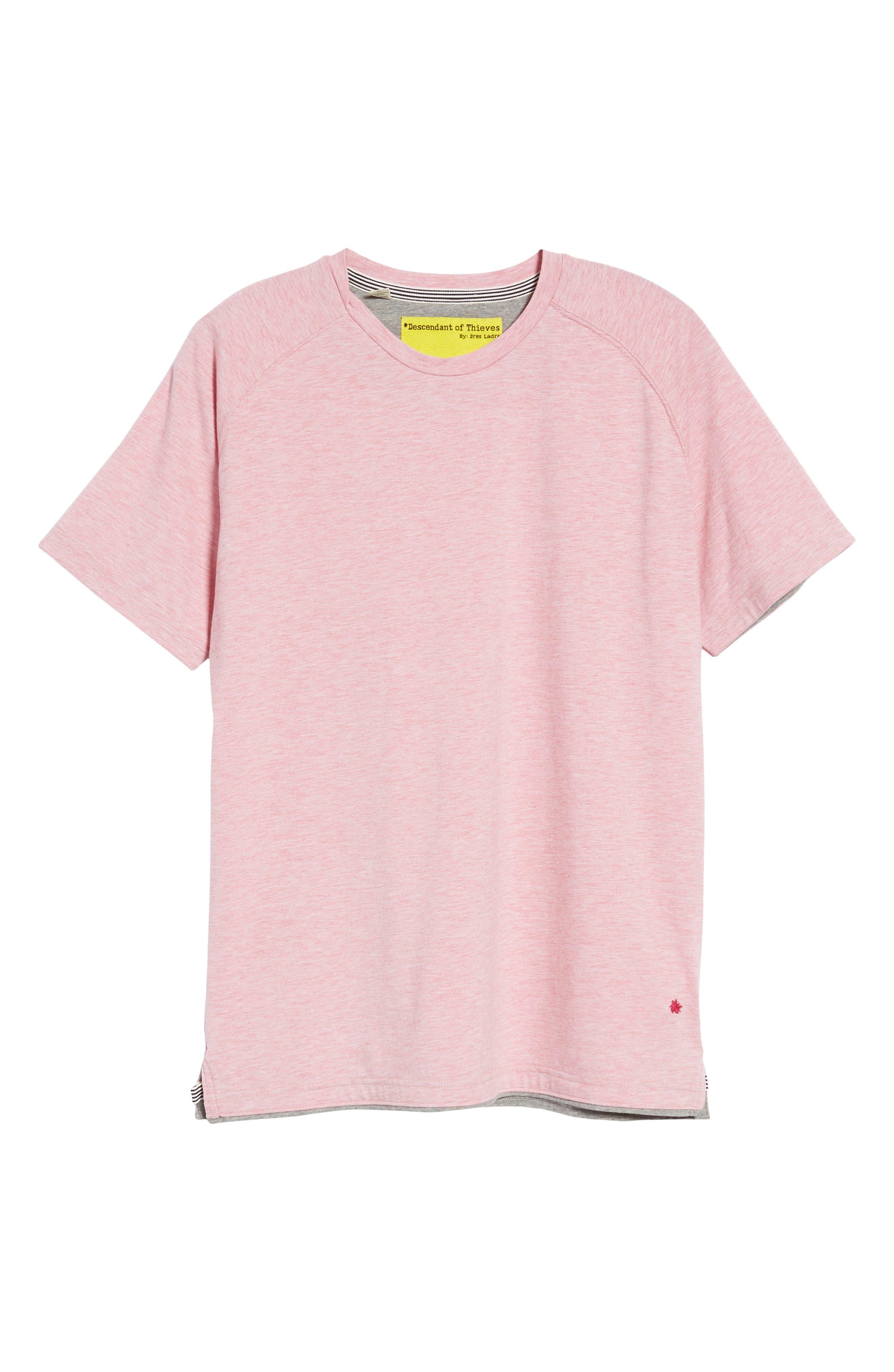 Cloud Soft T-Shirt,                             Alternate thumbnail 17, color,