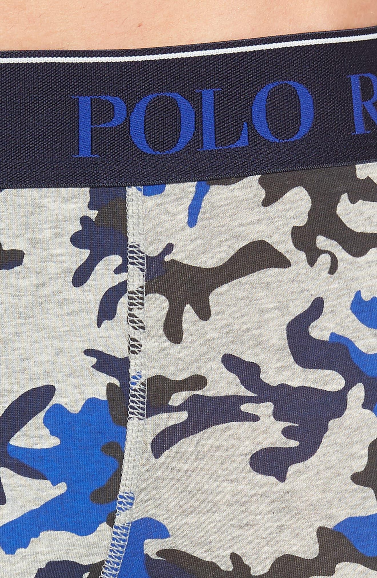 Stretch Cotton Hanging Boxer Briefs,                             Alternate thumbnail 4, color,                             025