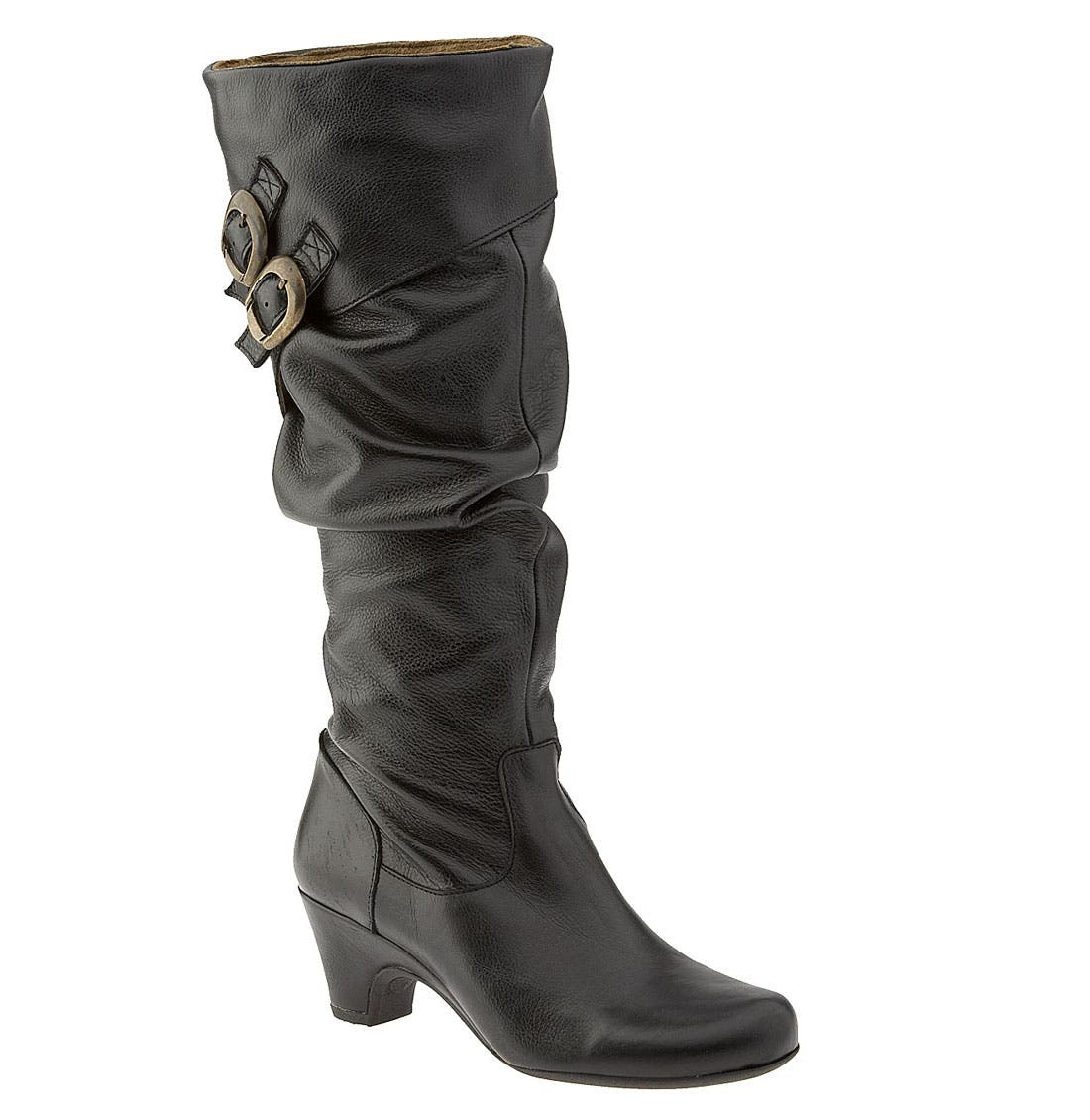 'Liat' Tall Boot, Main, color, 010