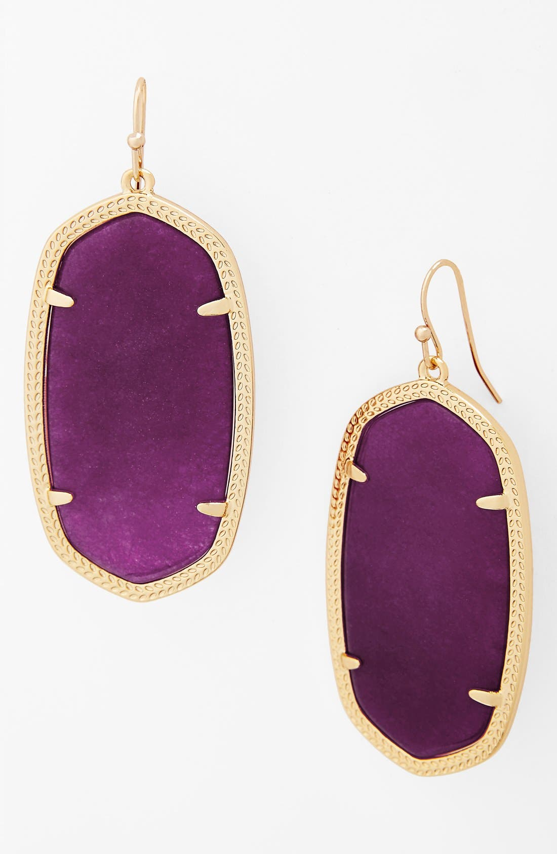 Danielle - Large Oval Statement Earrings,                             Main thumbnail 68, color,