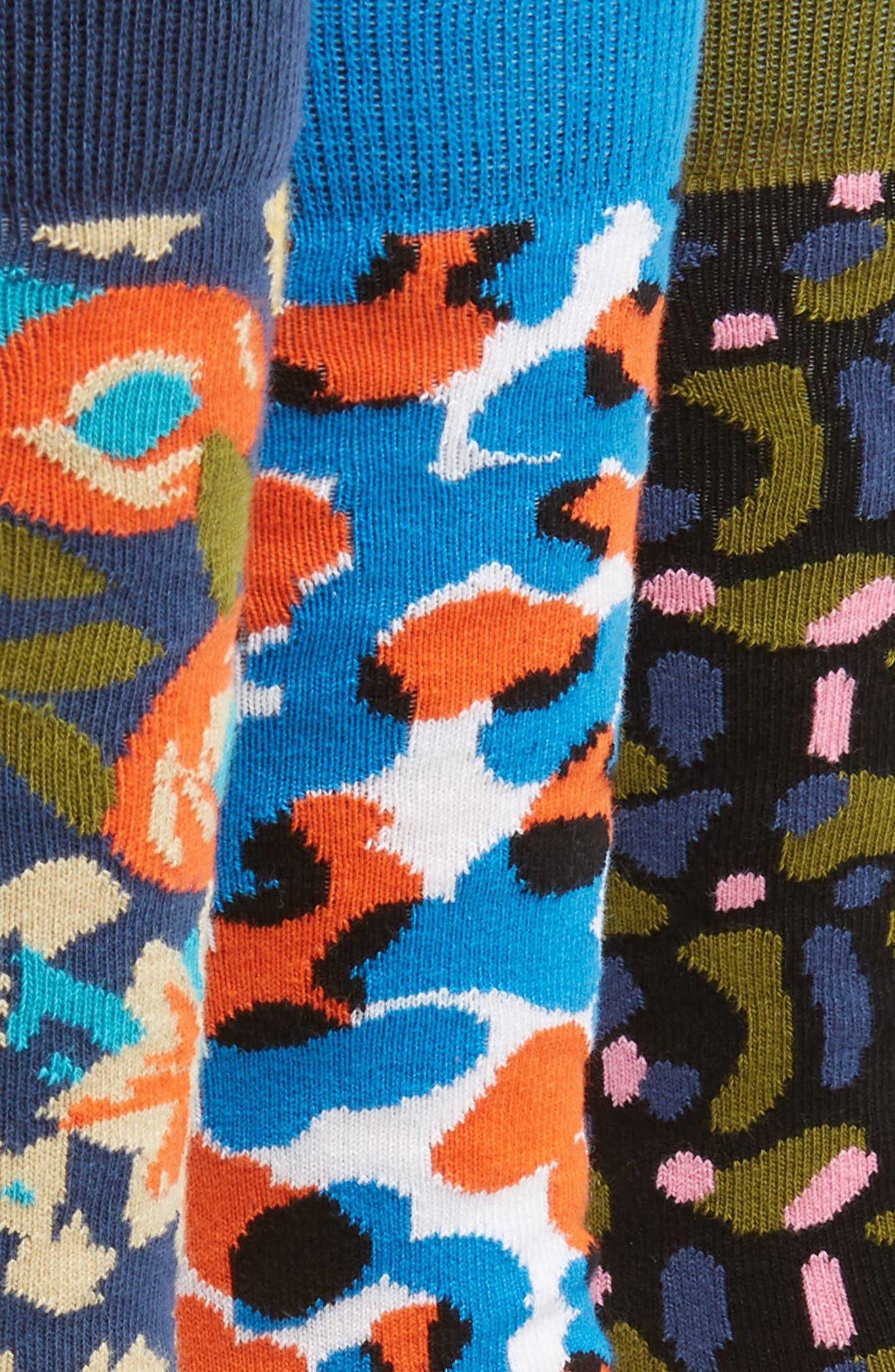Wiz Khalifa 3-Pack Socks Boxed Set,                             Alternate thumbnail 2, color,                             462