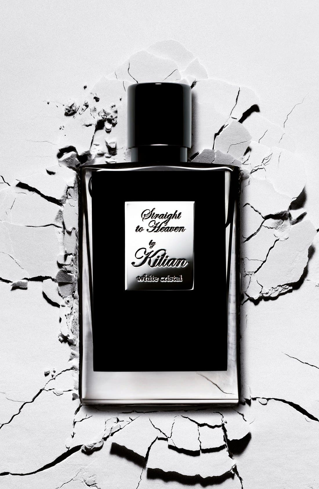 'L'Oeuvre Noire - Straight to Heaven, white cristal' Refillable Fragrance Spray,                             Alternate thumbnail 3, color,                             NO COLOR