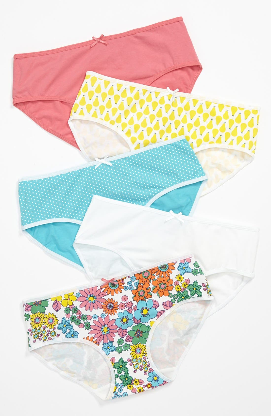 5-Pack Hipster Briefs,                             Main thumbnail 68, color,