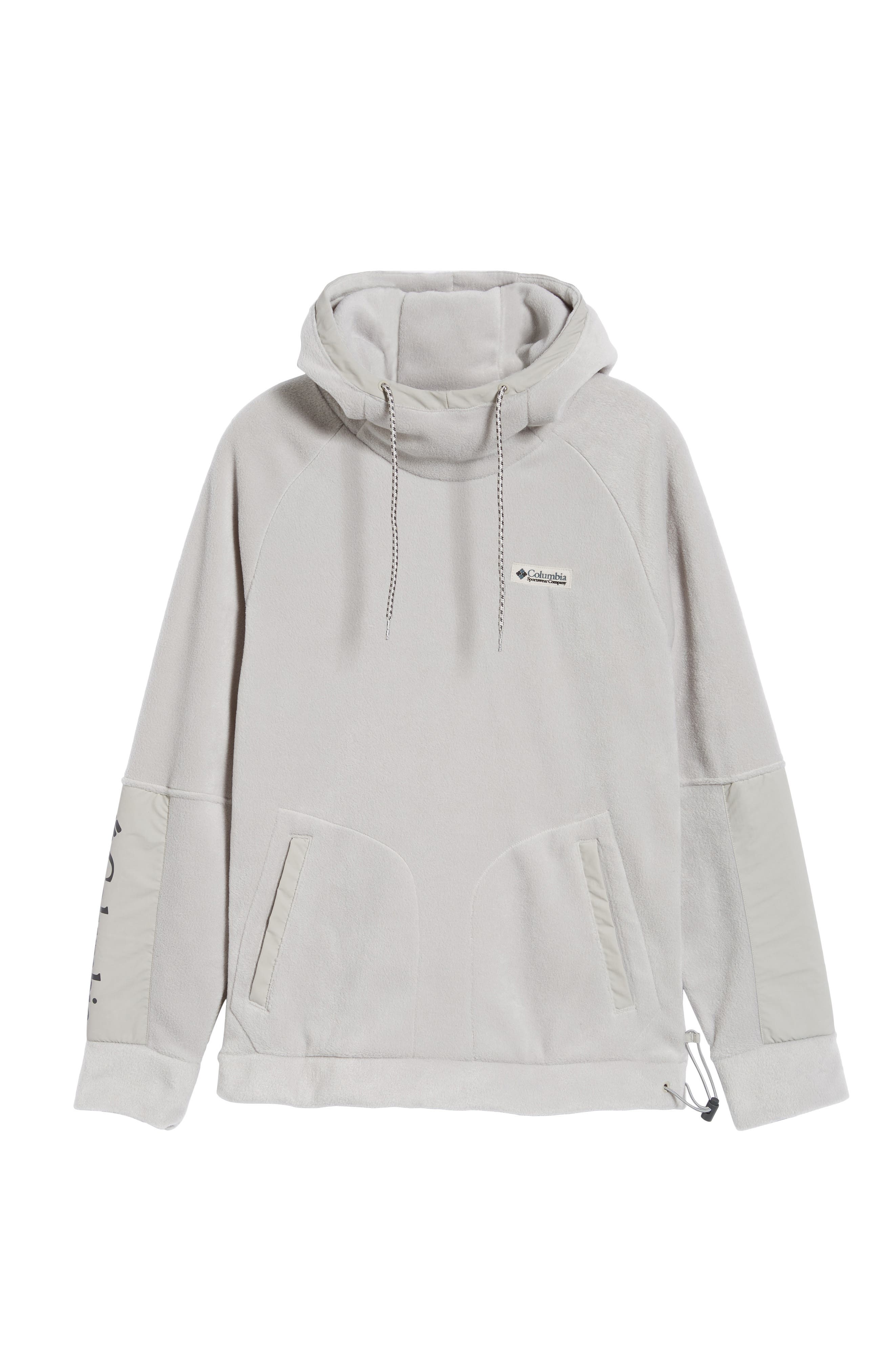 CSC Fleece Hoodie,                             Alternate thumbnail 6, color,                             027