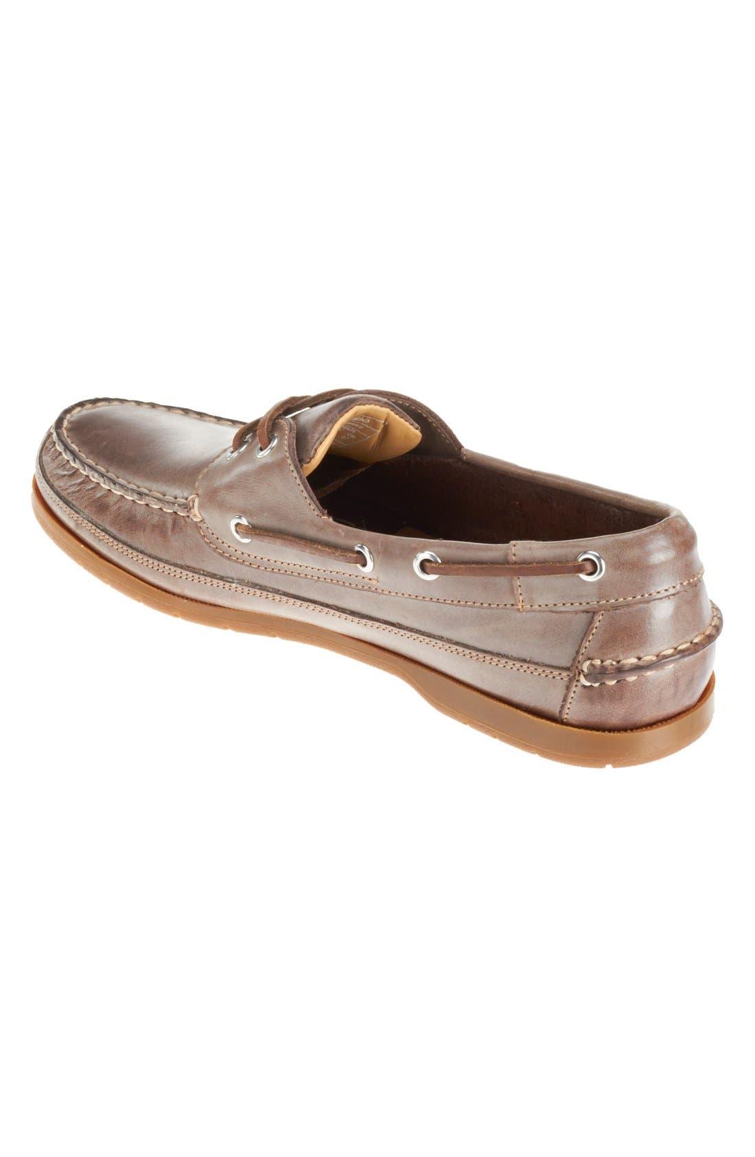 'Schooner' Boat Shoe,                             Alternate thumbnail 28, color,