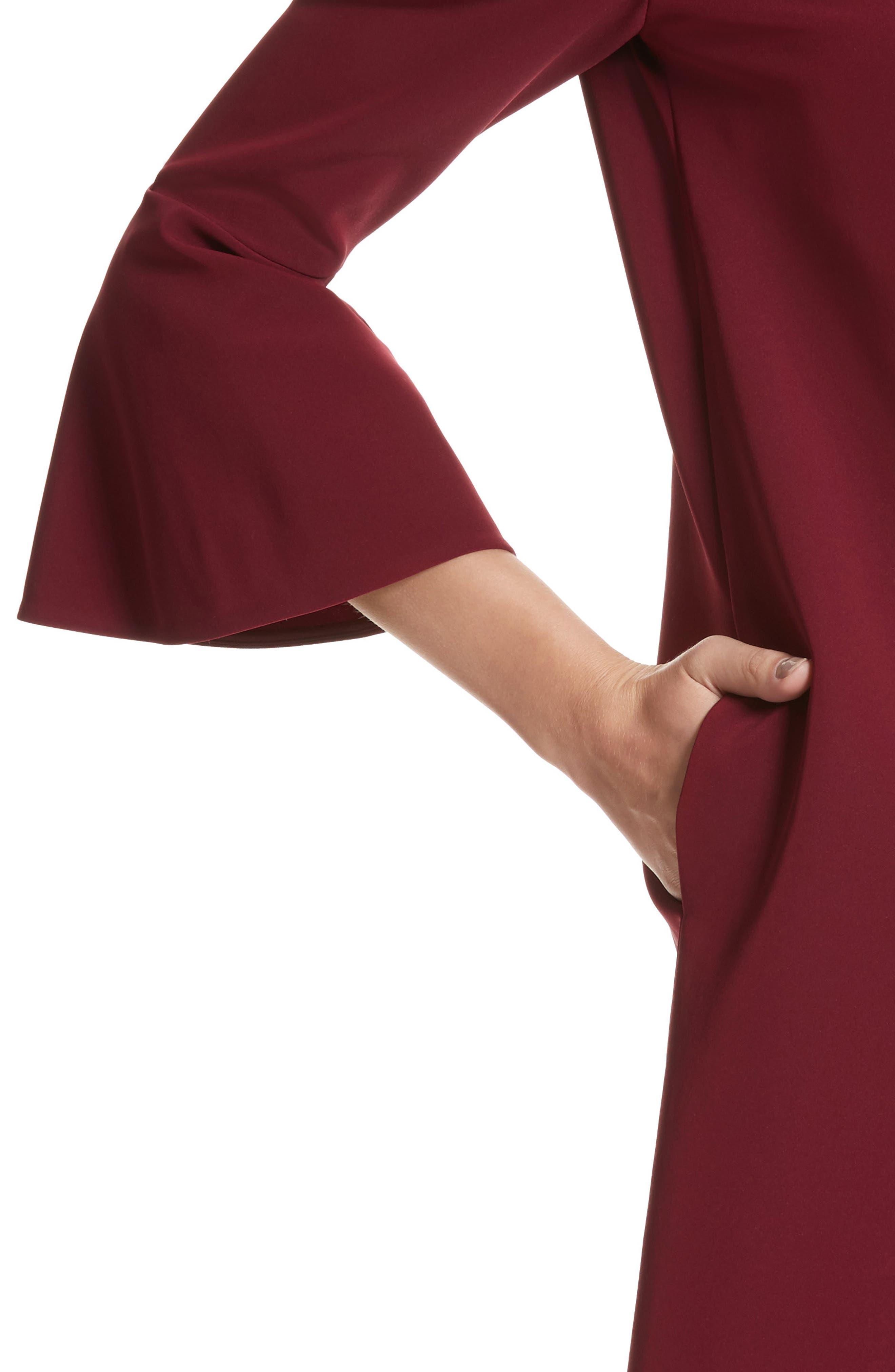 Sidra Emory Cloth Dress,                             Alternate thumbnail 4, color,                             930