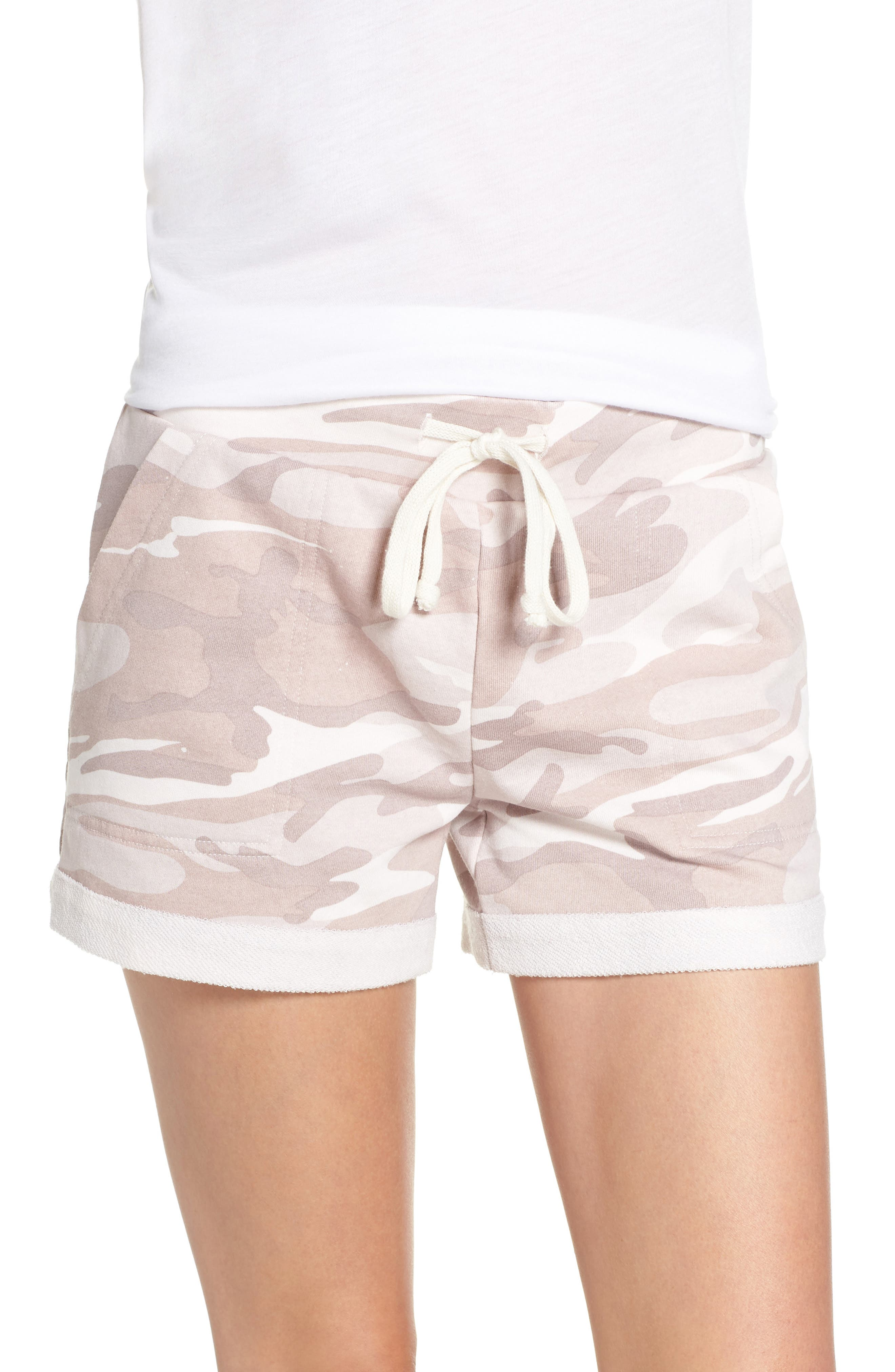 Alternative CAMO LOUNGE SHORTS