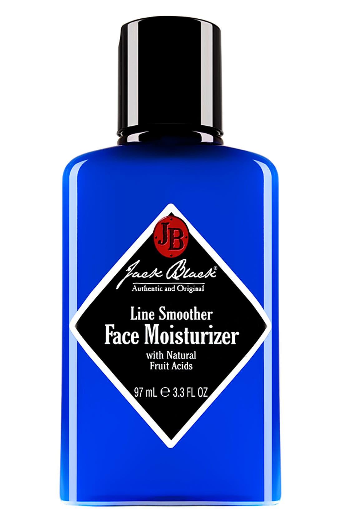 Line Smoother Face Moisturizer,                             Alternate thumbnail 3, color,                             NO COLOR