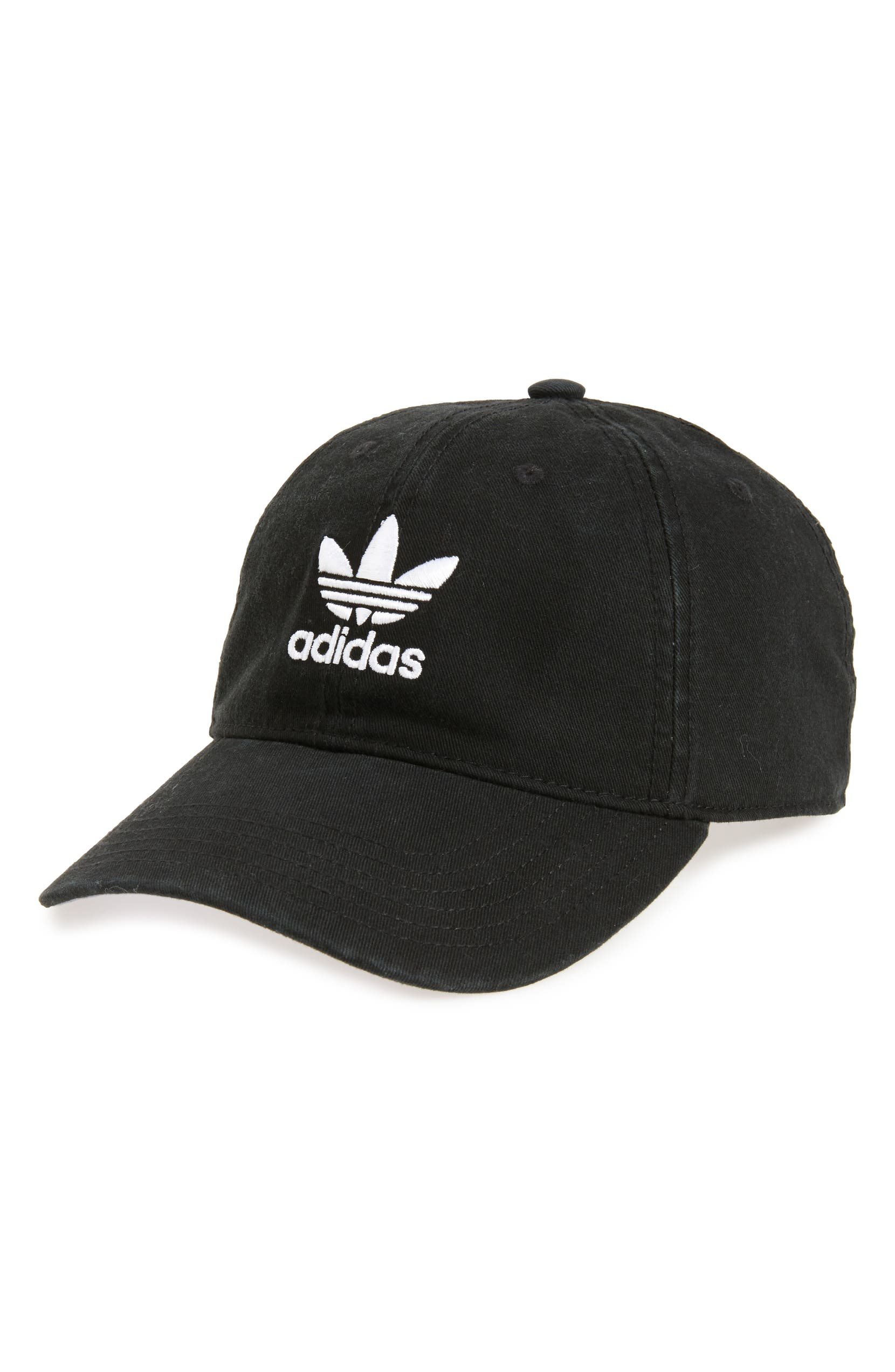 adidas Originals Relaxed Baseball Cap  121f5aea414