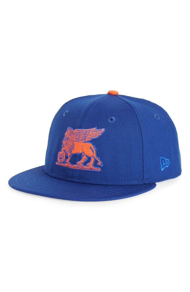 New Era Cap x MCM 59FIFTY Retro Crown Baseball Cap  78d66e0d11a