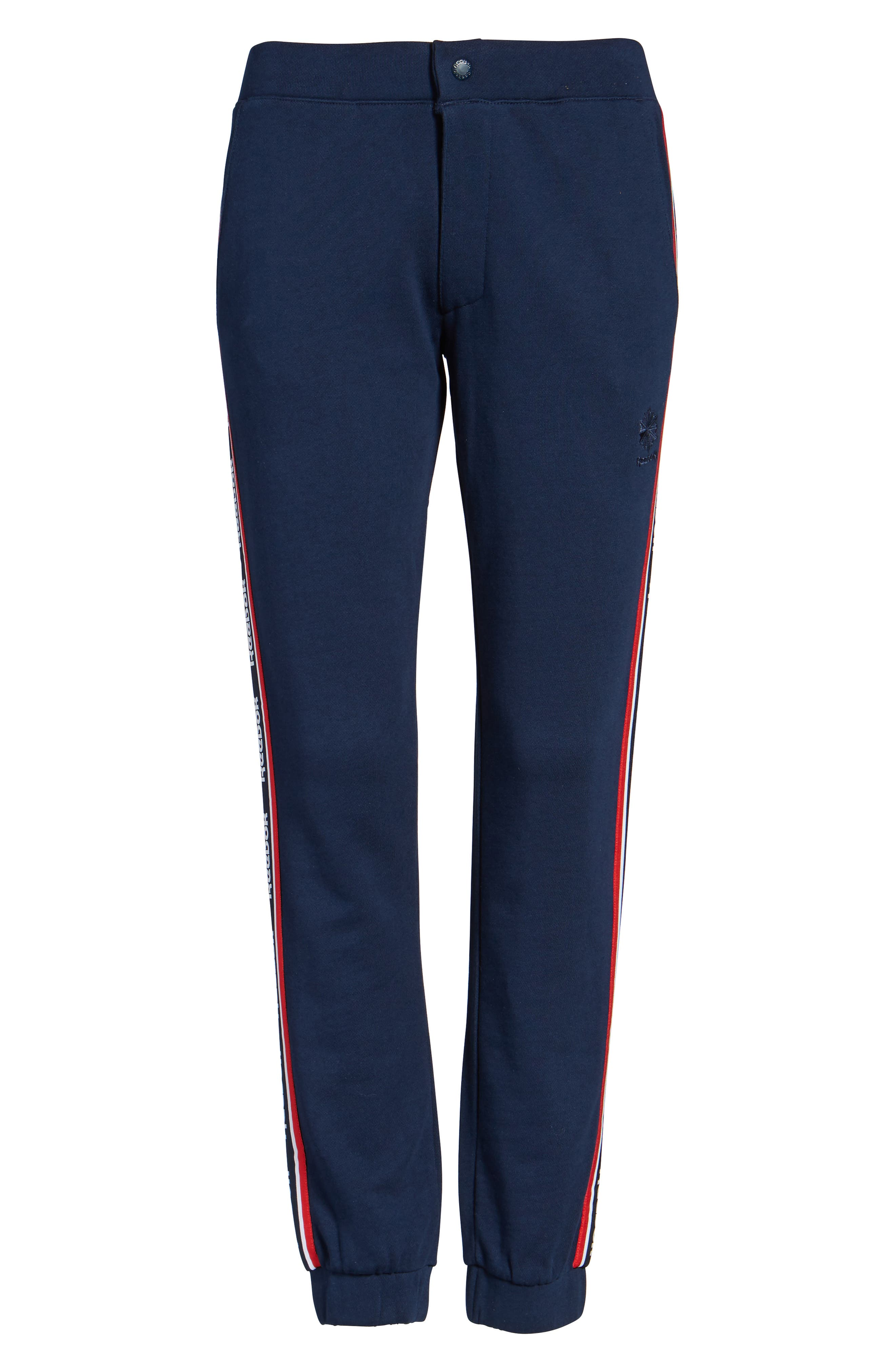 French Terry Pants,                             Alternate thumbnail 12, color,