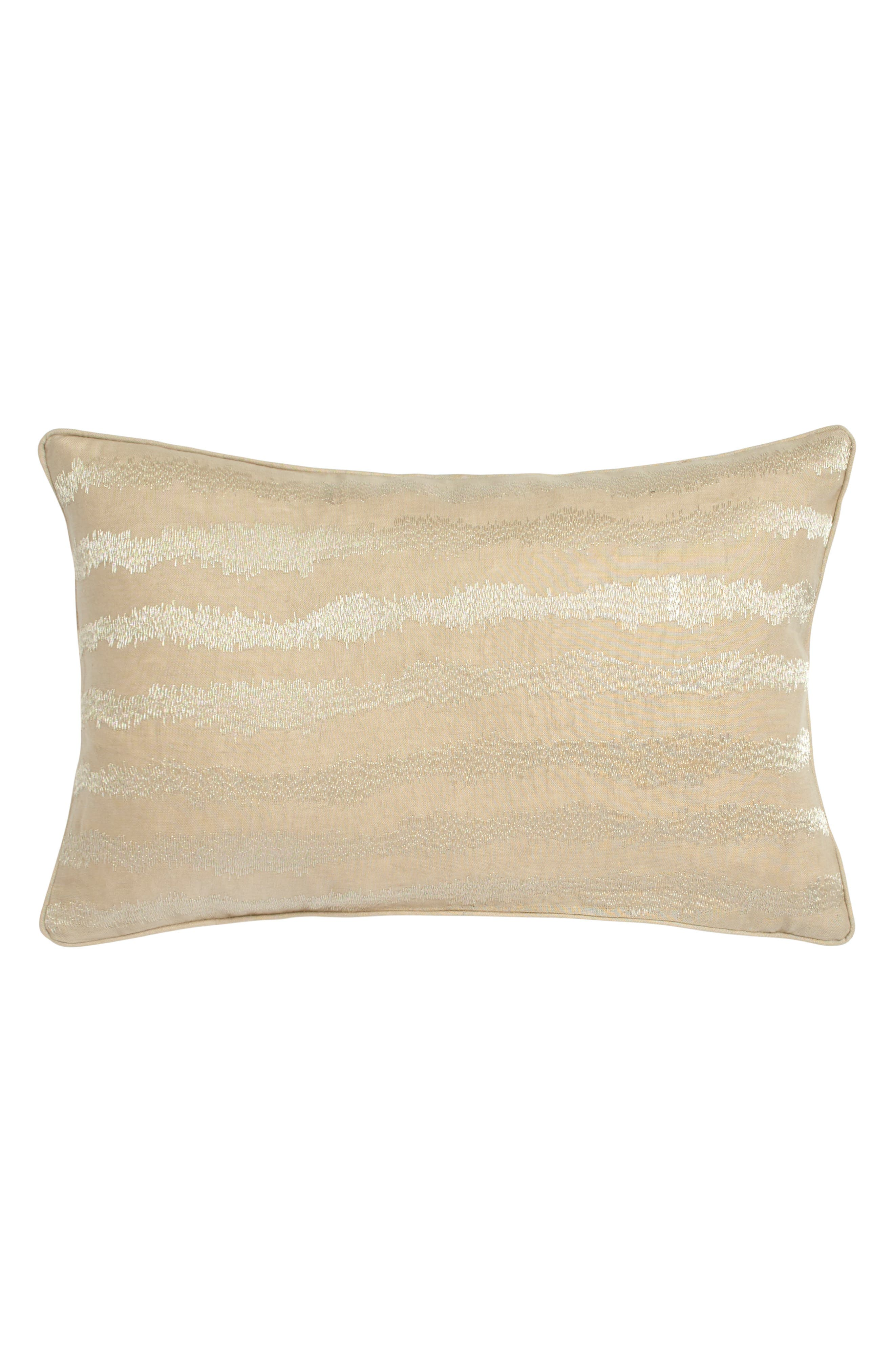 Makrana Accent Pillow,                             Main thumbnail 1, color,                             GREY